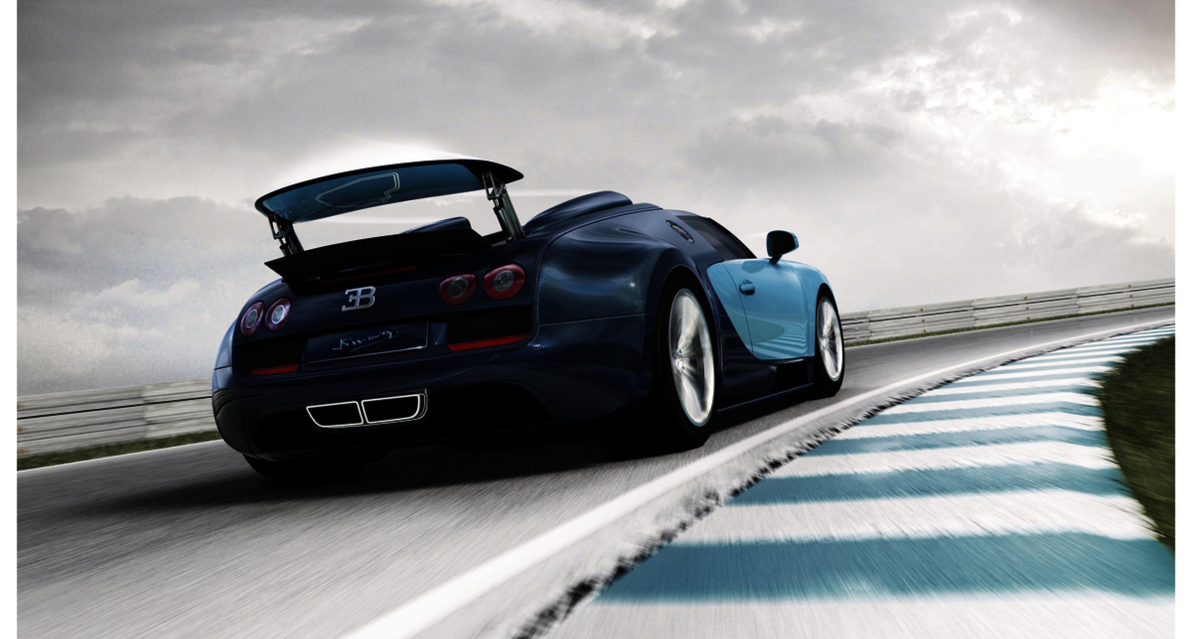 "Bugatti 16.4 Veyron Grand Sport Vitesse ""Jean-Pierre Wimille"""