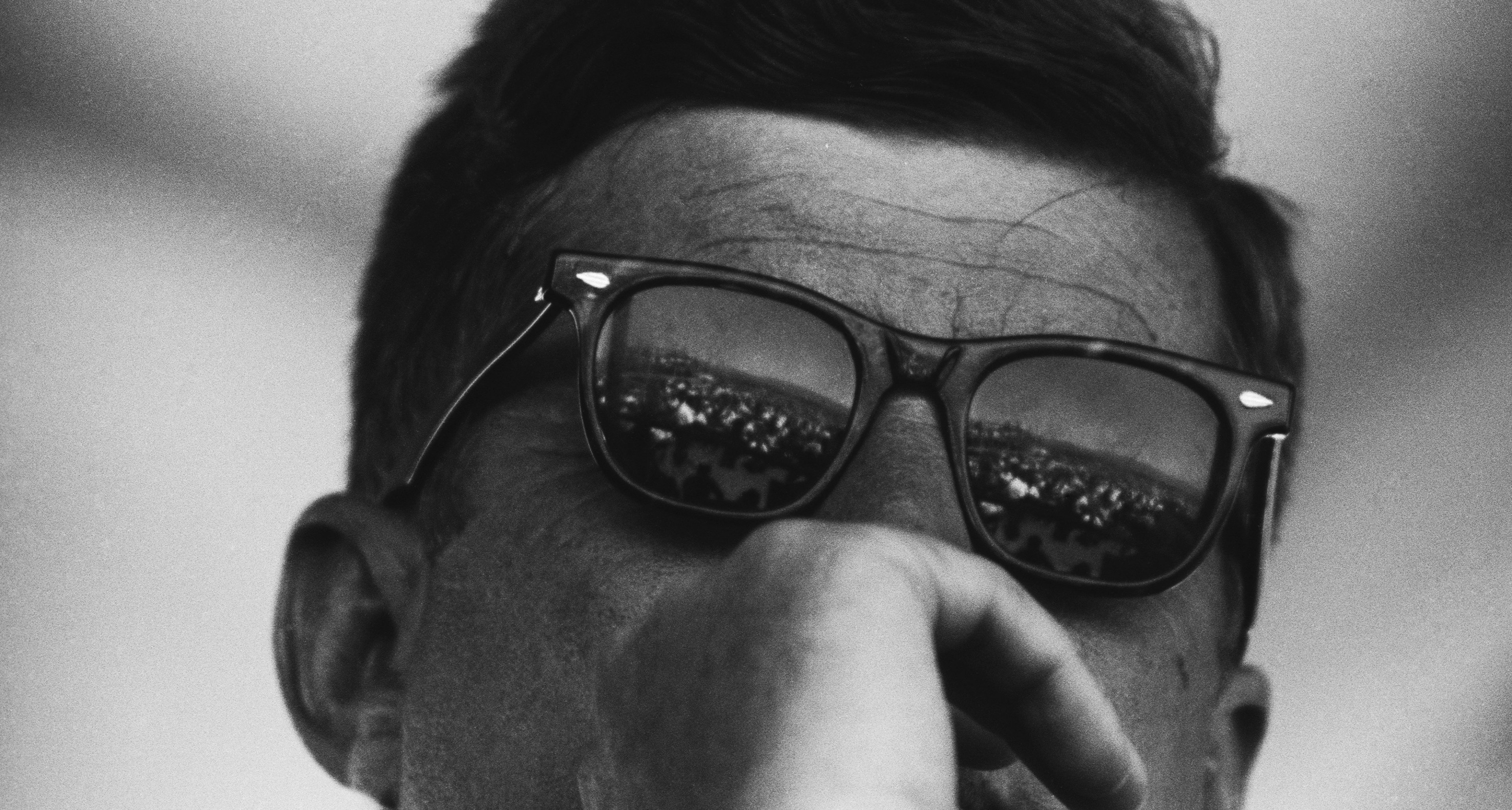 President Kennedy, the early 1960s.
