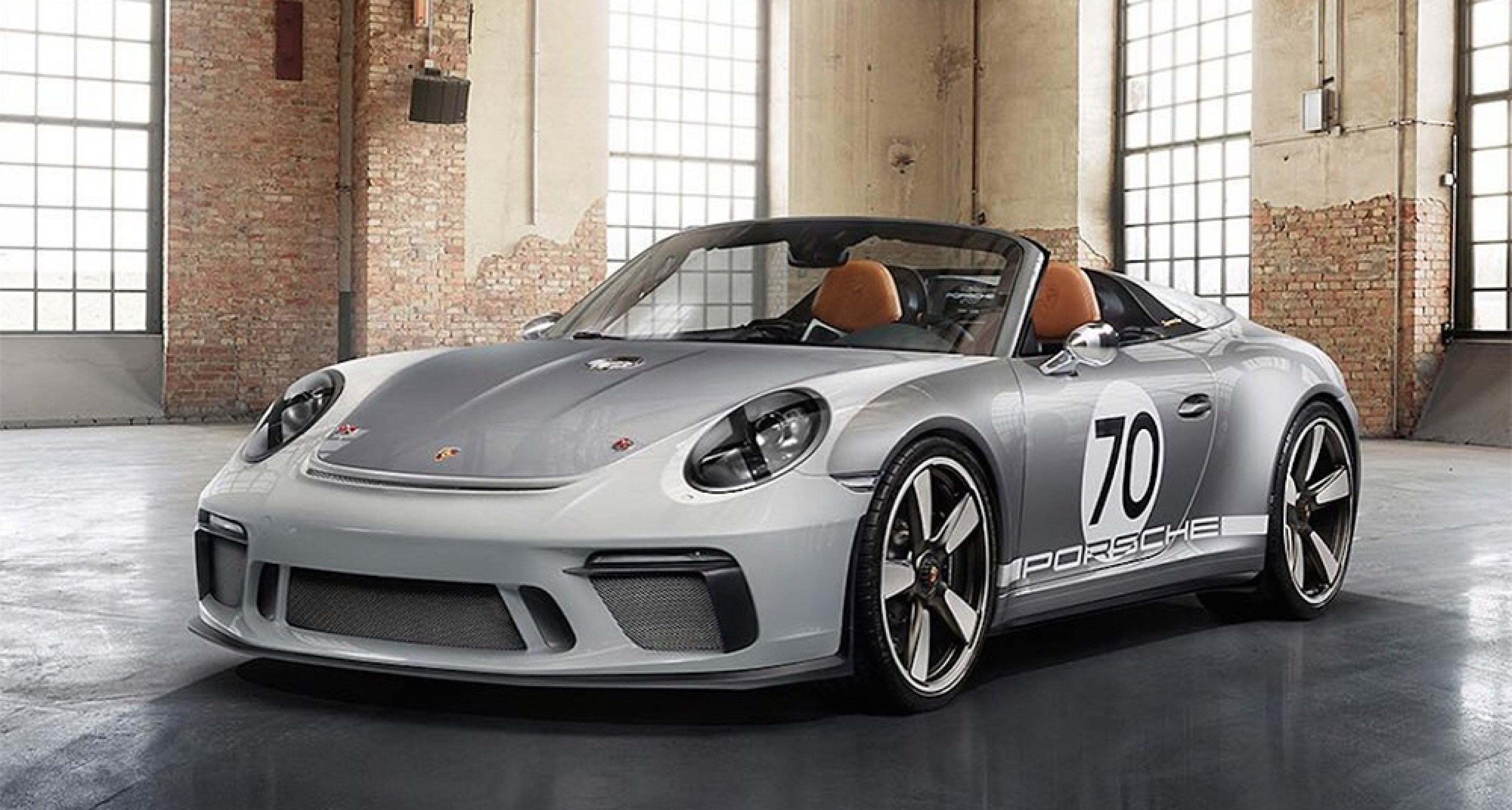Porsche Revives The Speedster As A 70th Birthday Present To Itself