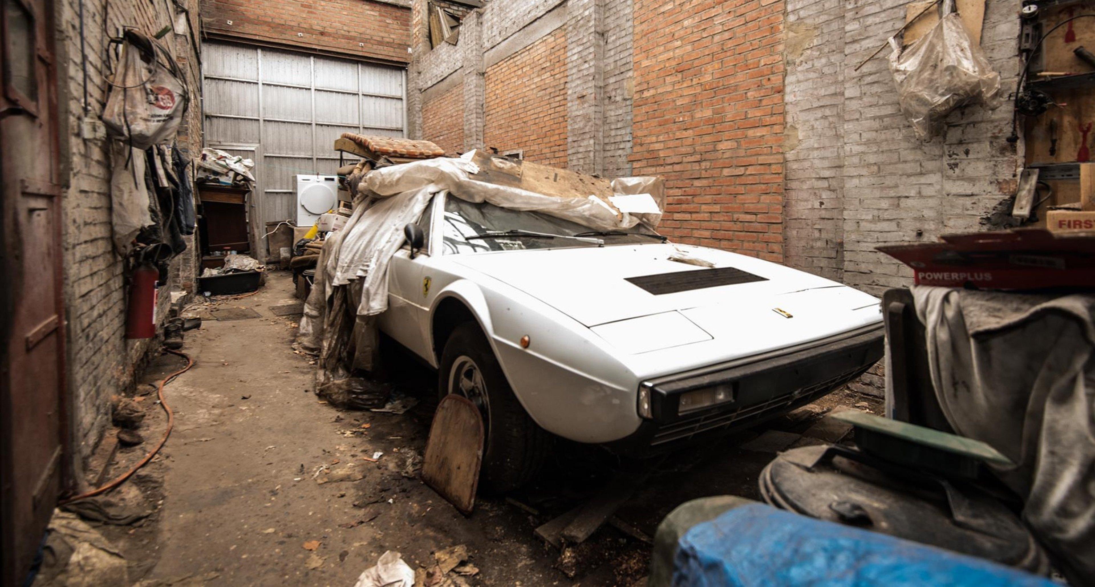 Barn Find Cars >> Bonhams Hits The Barn Find Jackpot For Its Beaulieu Sale Classic