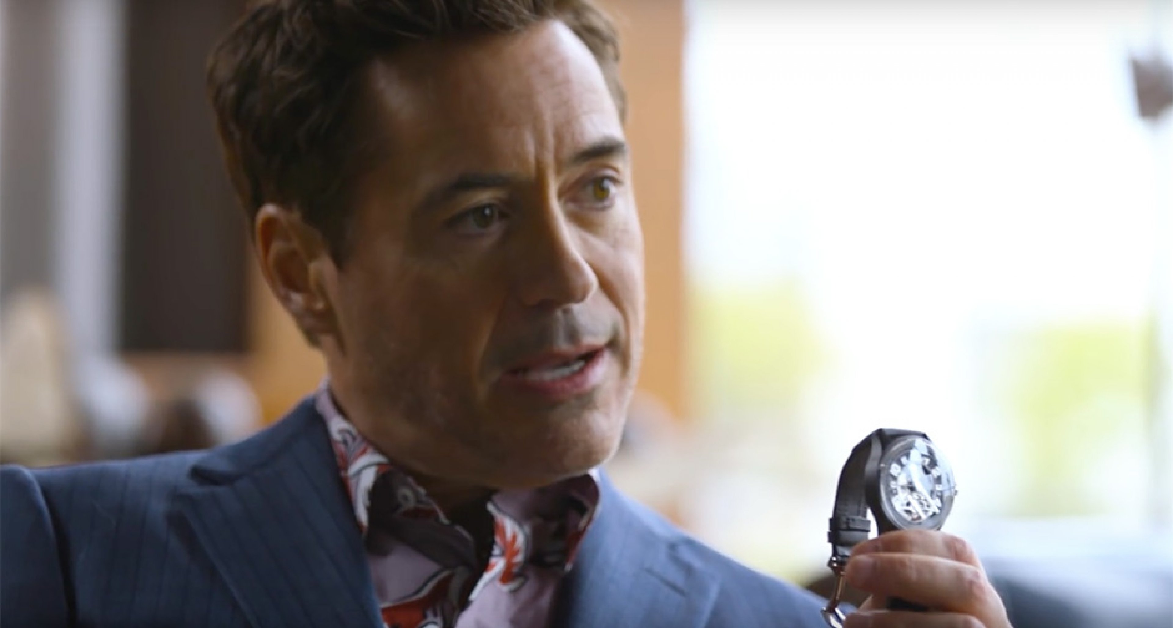 Image result for robert downey jr watch collection