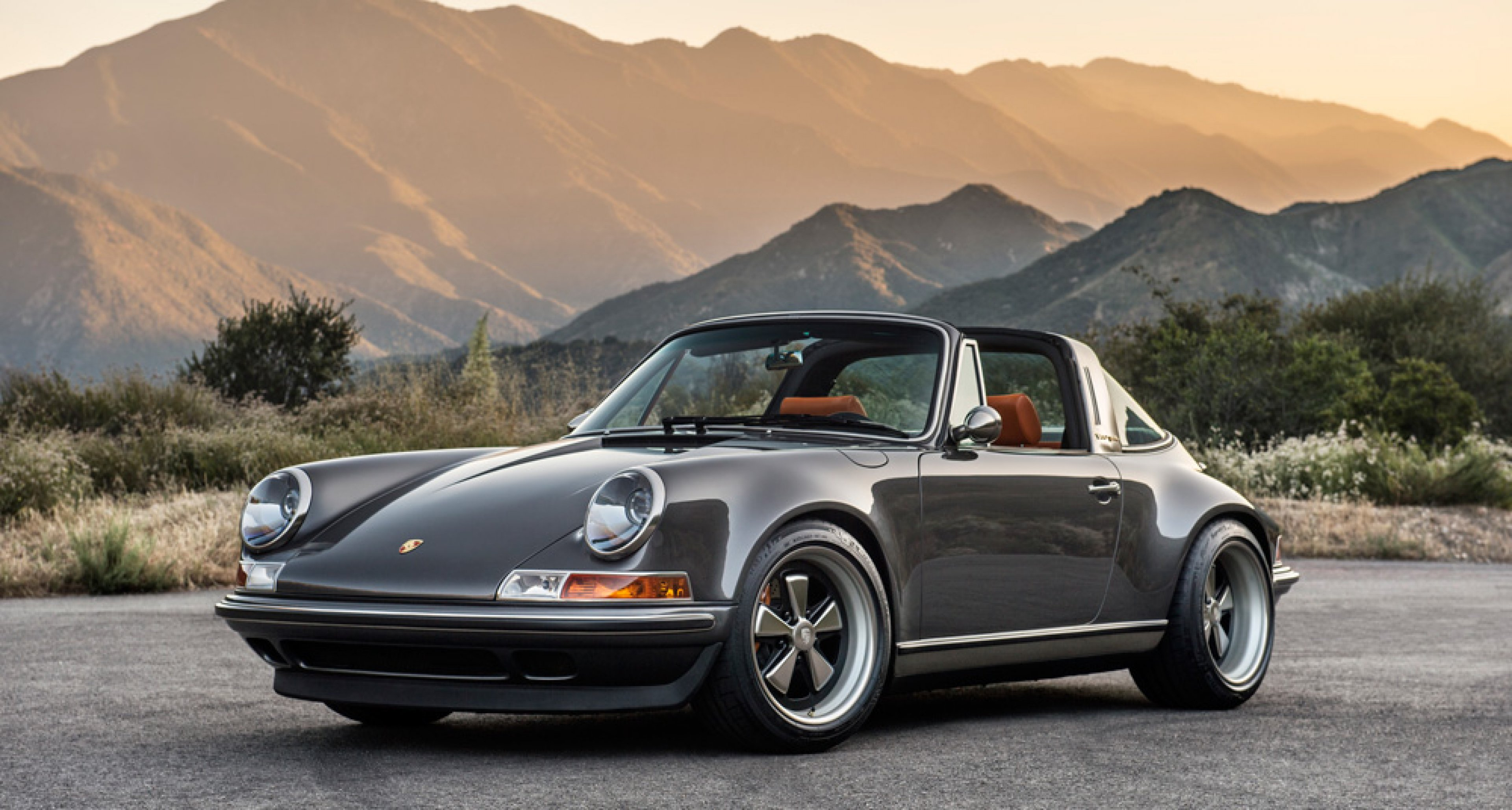 Porsche 911 Targa With The Singer Touch Is A West Coast Wunderkind Classic Driver Magazine