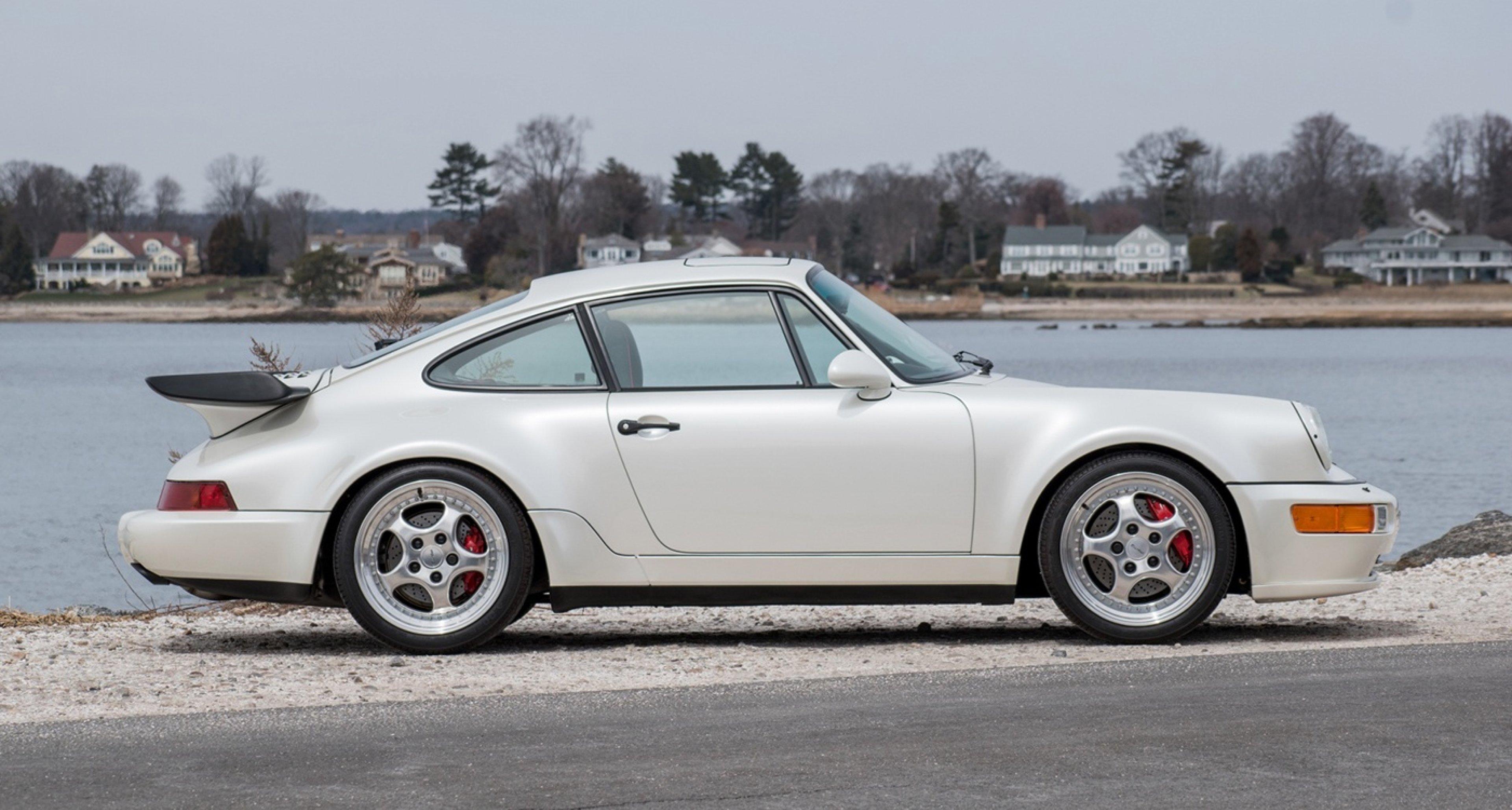 Porsche 964 Turbo >> Is This The Most Original Porsche 964 Turbo In The World Classic