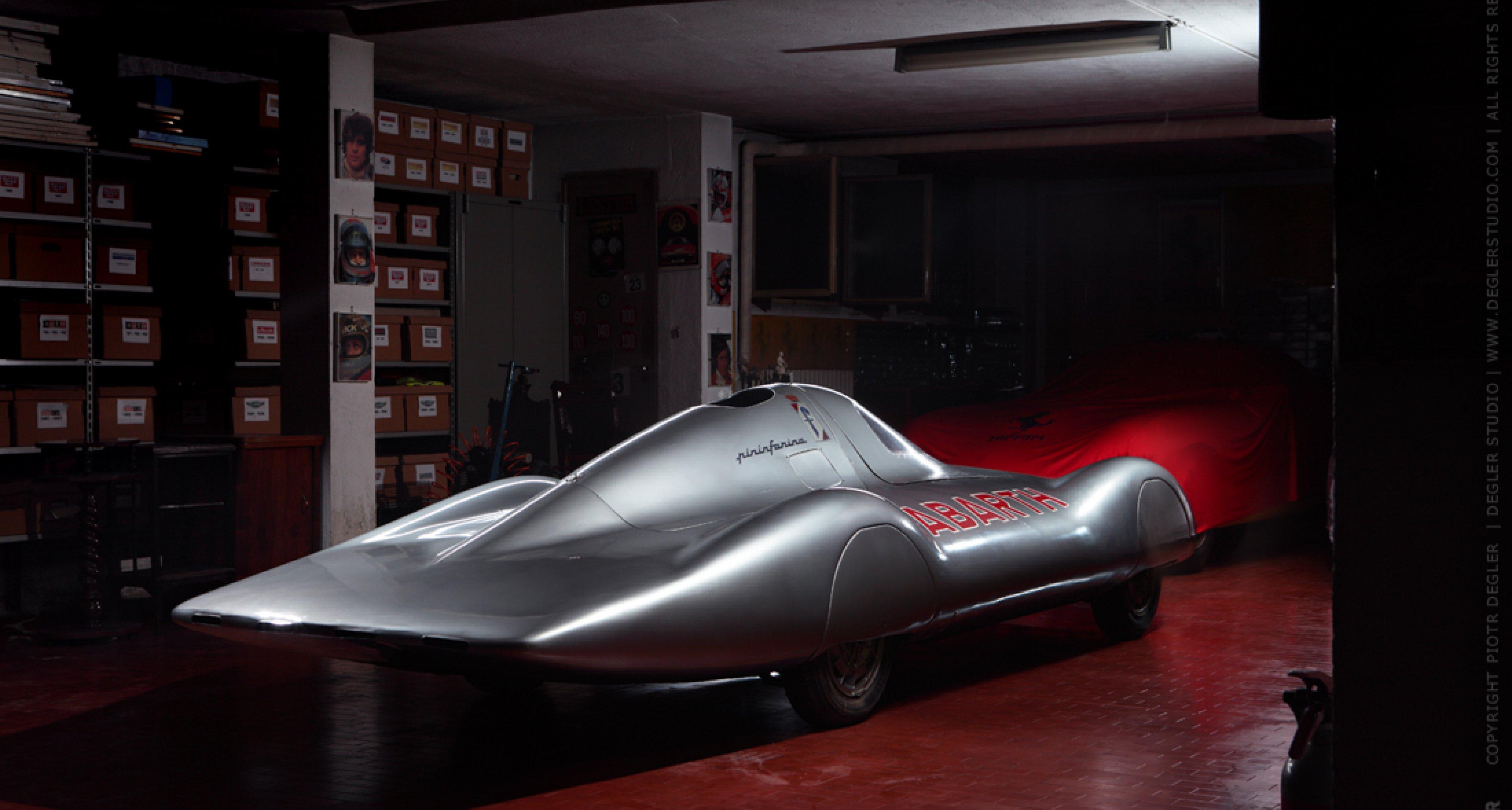 Fiat-Abarth Monoposto da record