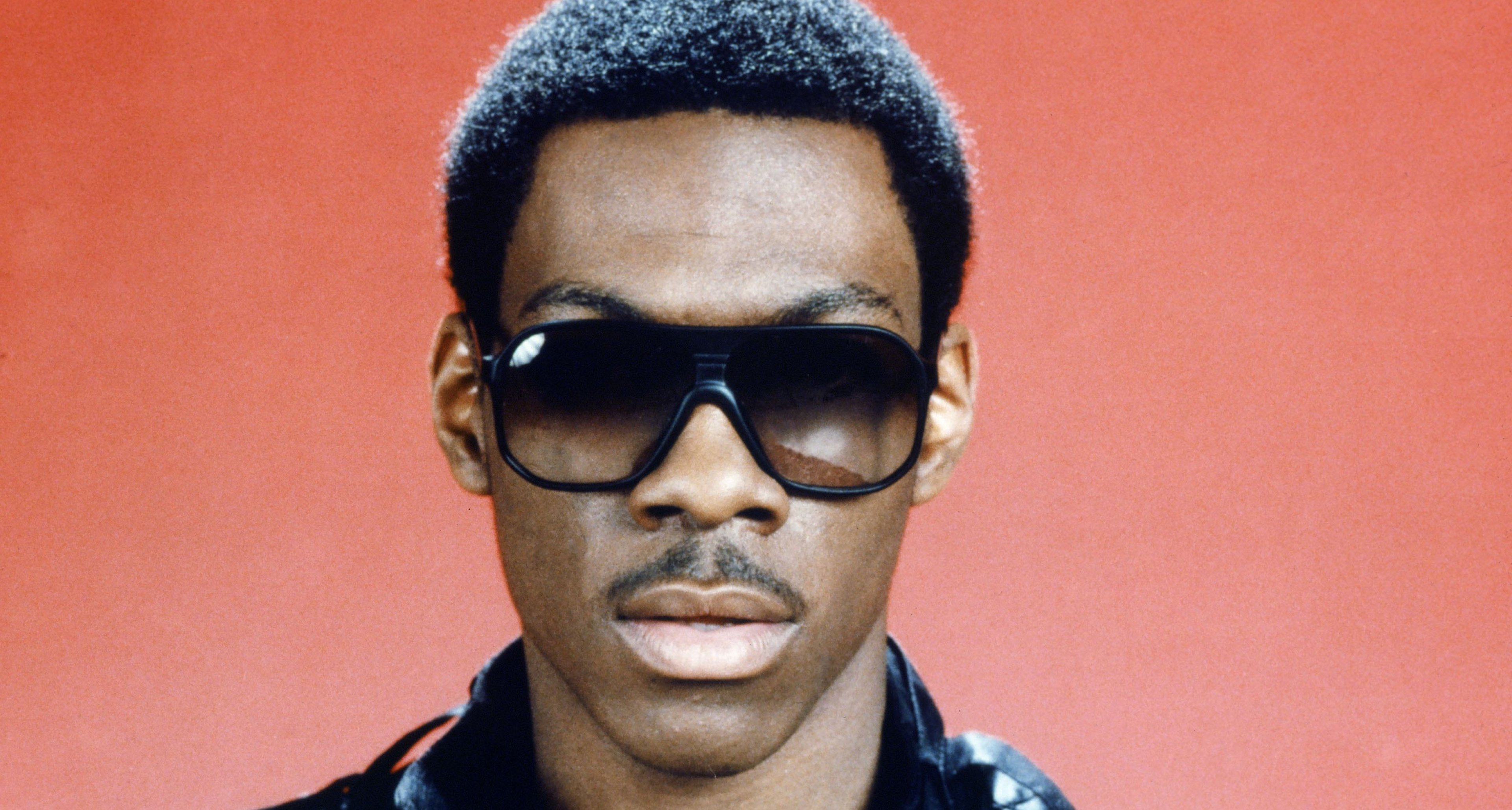 Eddie Murphy at Saturday Night Life in the 1980s.