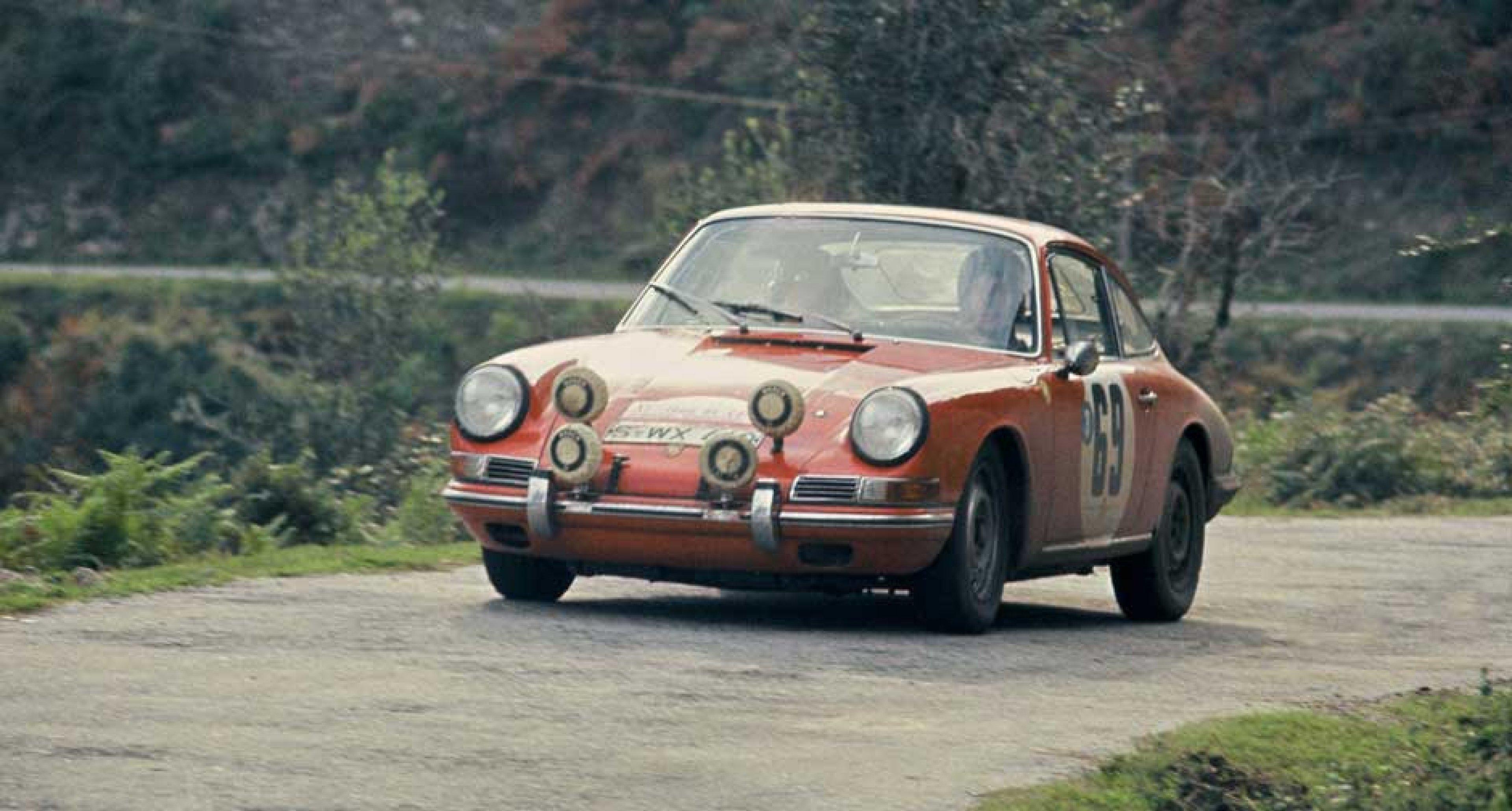 On the 1966 Tour de Corse