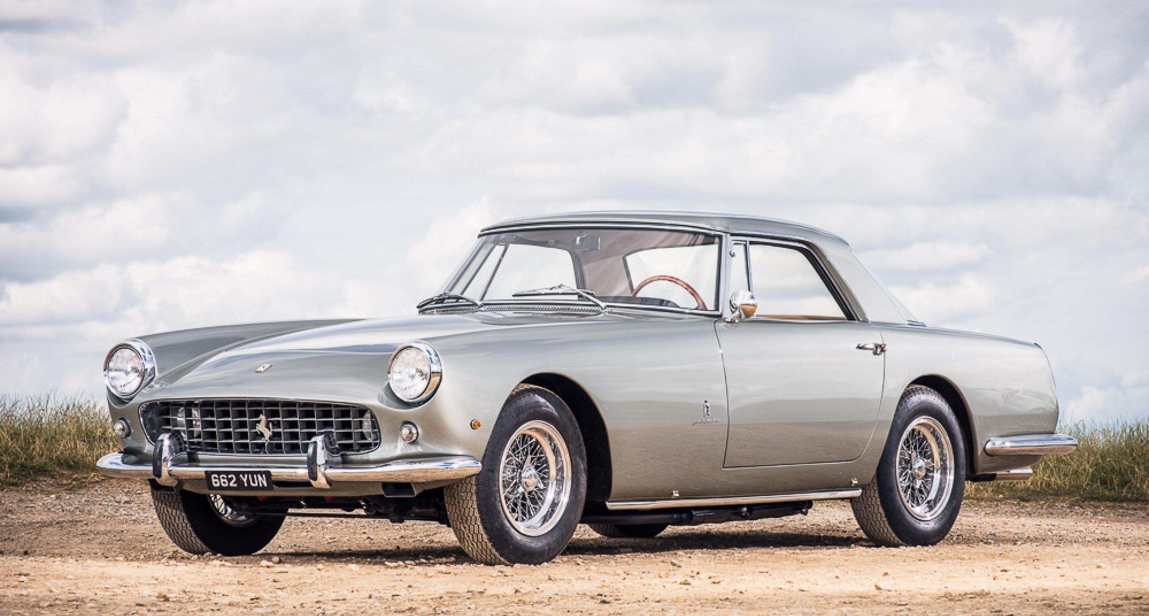 1960 Ferrari 250 Europa Coupé