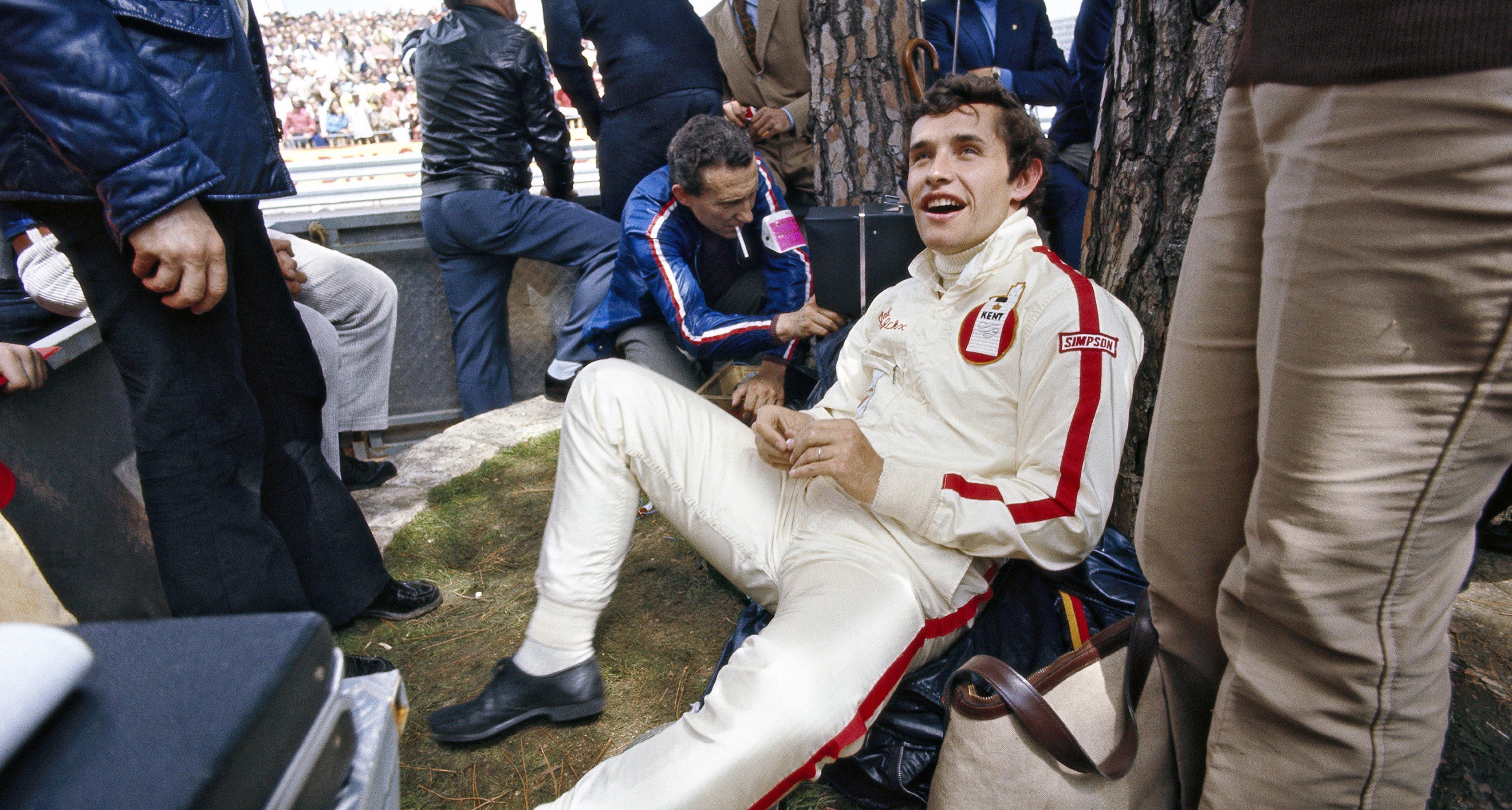 Jacky Ickx in Monaco, 1971.