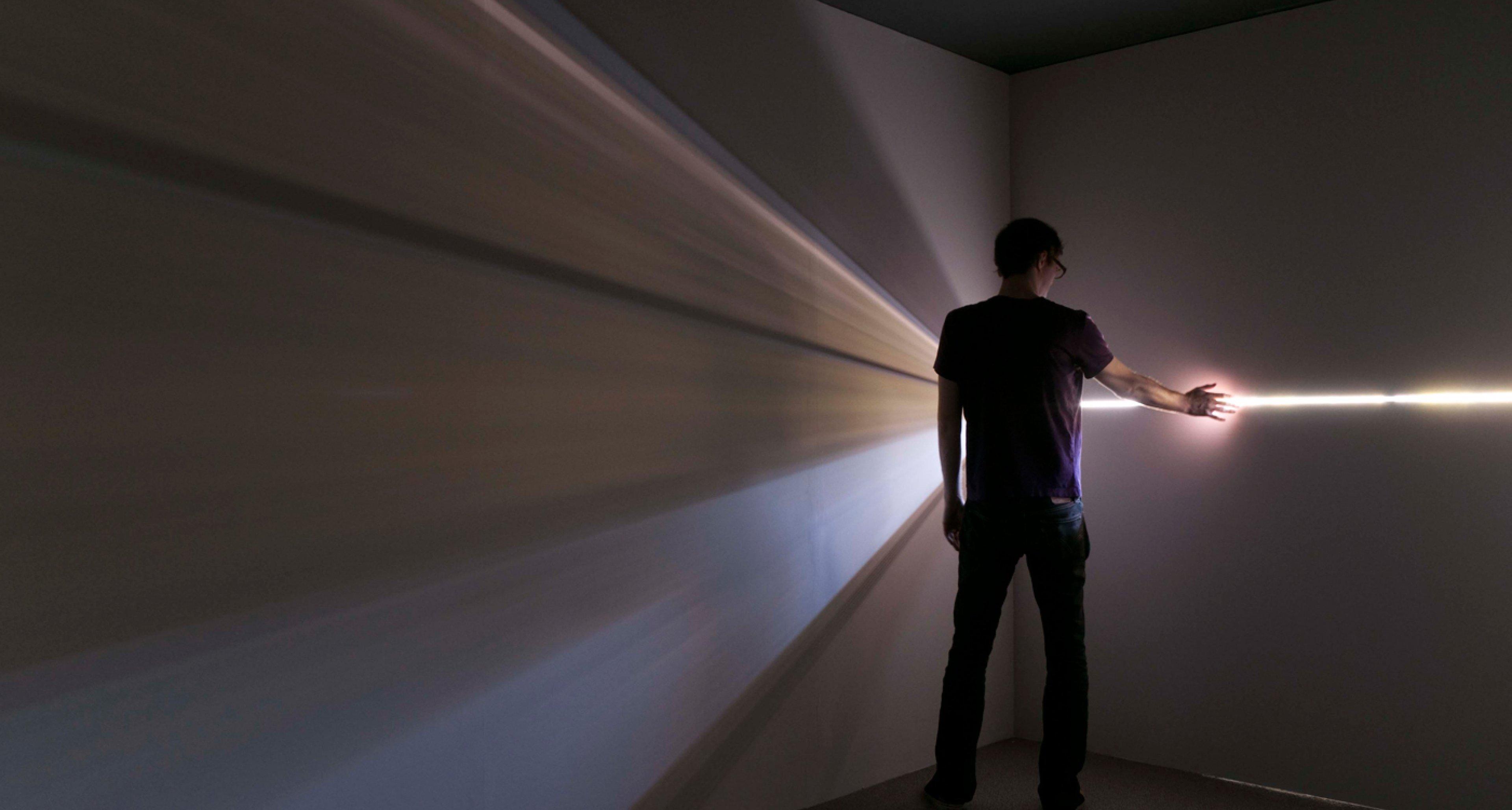 Chris Fraser, Developing a Mutable Horizon 2011 © Chris Fraser, photo: Courtesy of HIGHLIGHT Gallery