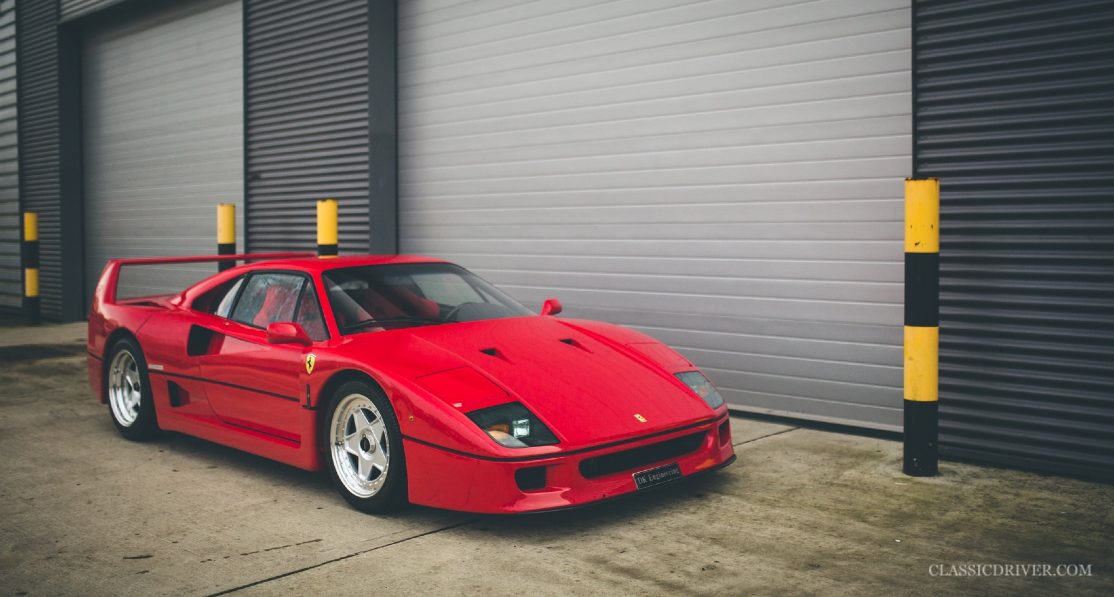 All You Ve Ever Wanted To Know About The Halo Ferrari Supercars Classic Driver Magazine