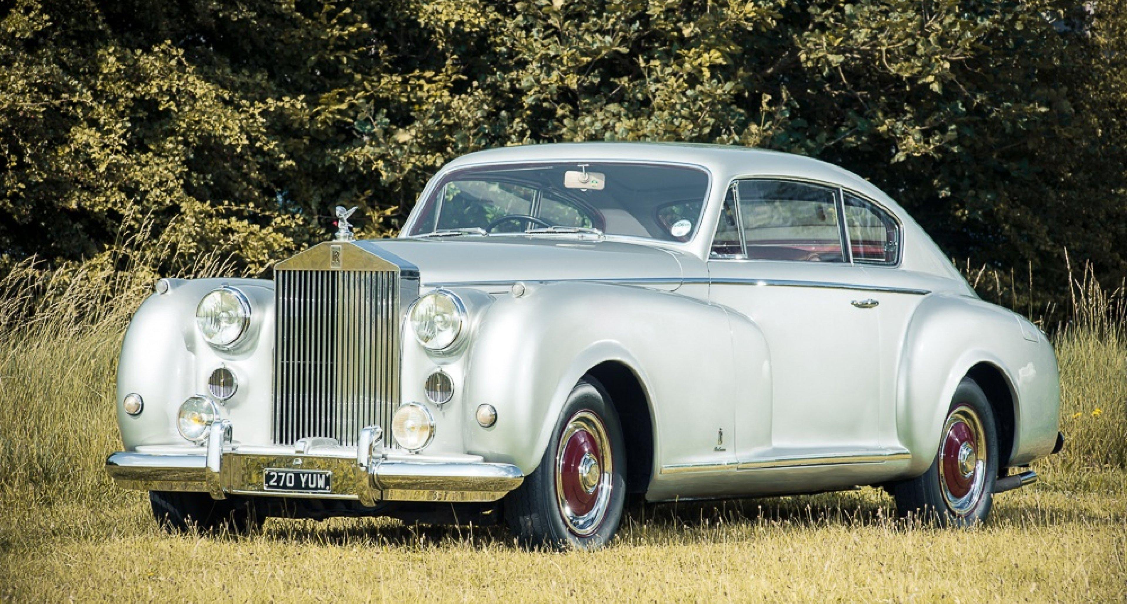 1951 Rolls-Royce Silver Dawn