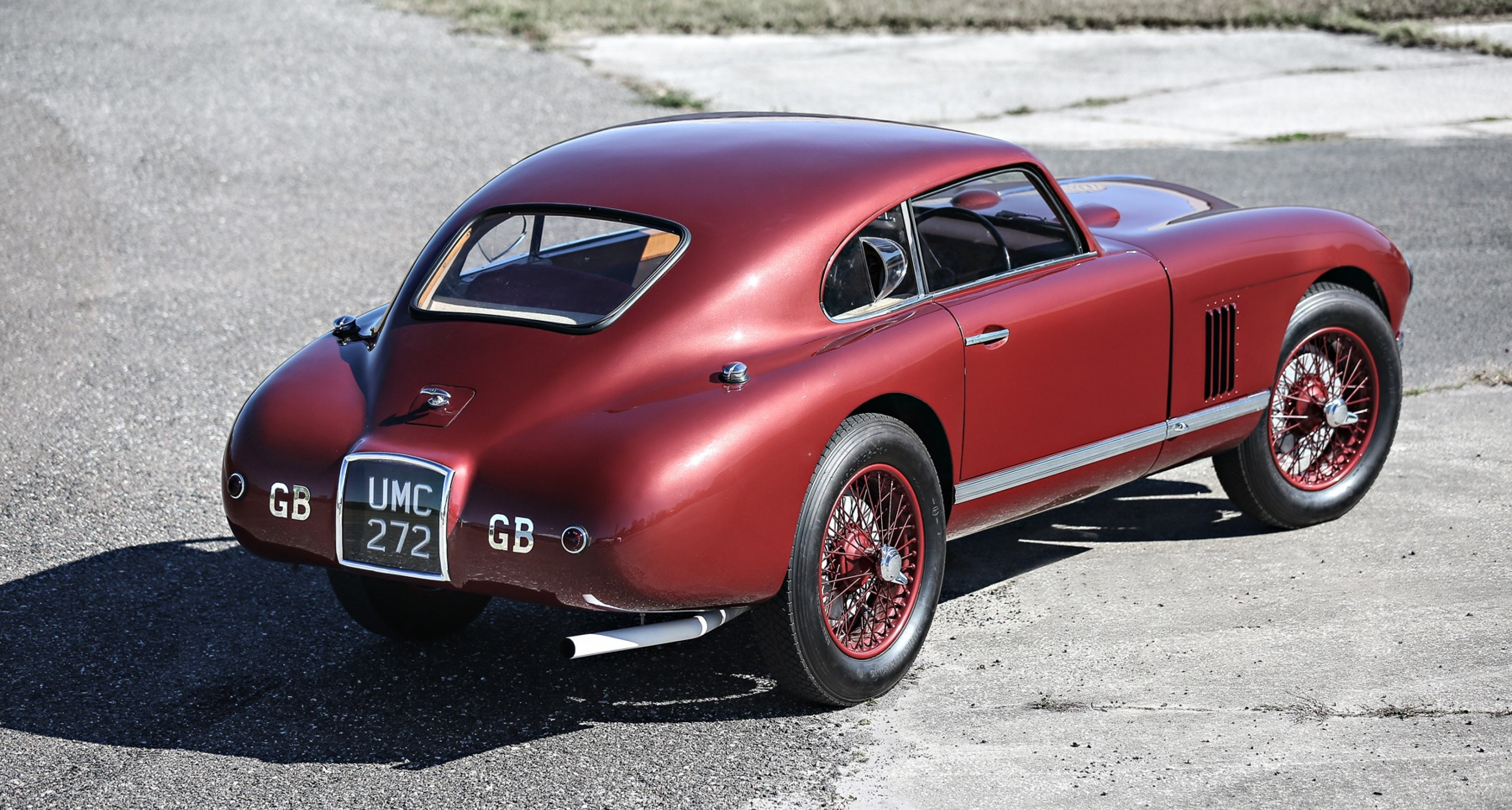 This Aston Martin Prototype Is The Genesis Of The Legendary Db Models Classic Driver Magazine