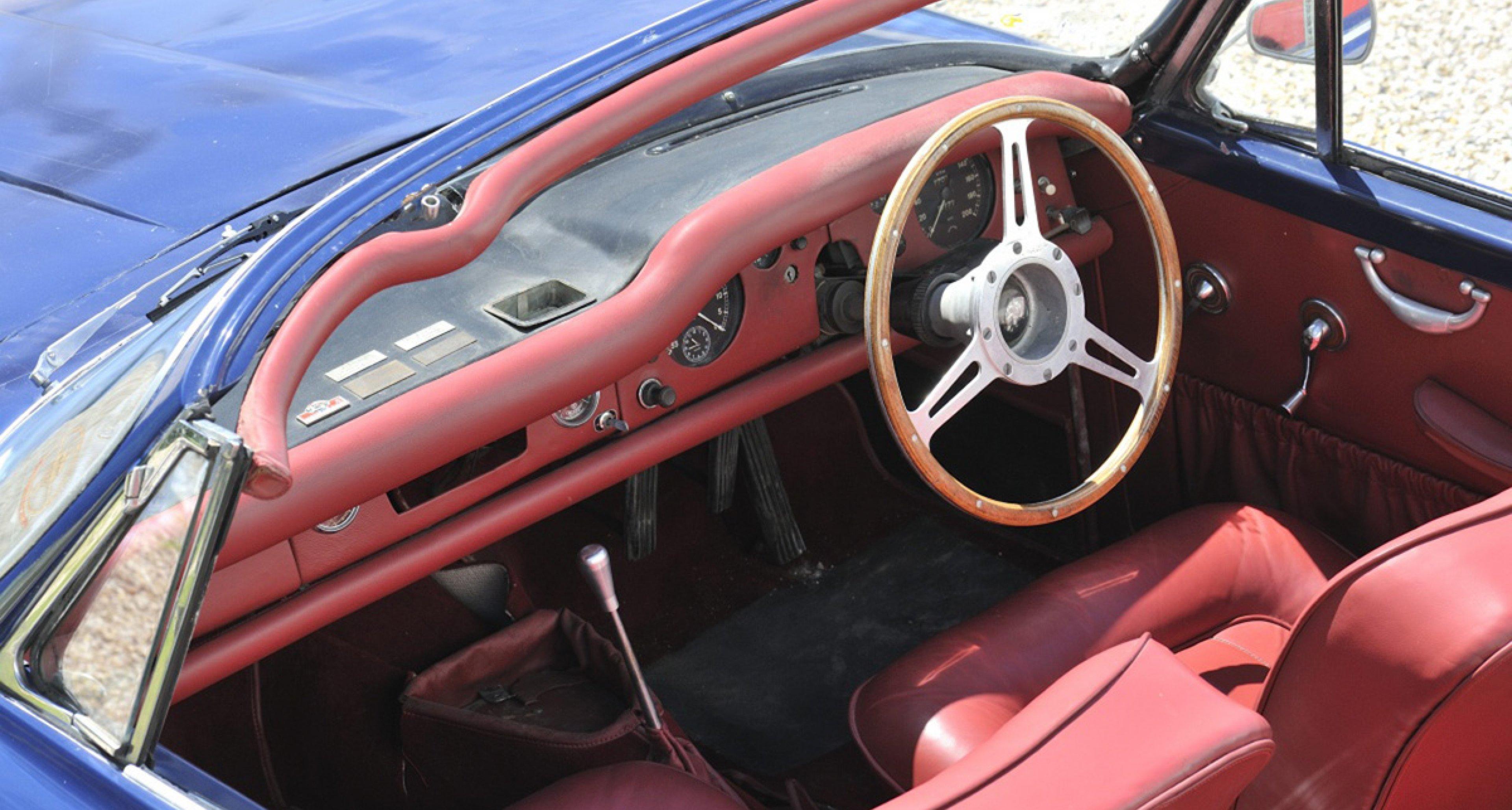 1954 Jaguar Mark VII Ghia-Aigle - Osenat at the Grand Parquet auction 2014