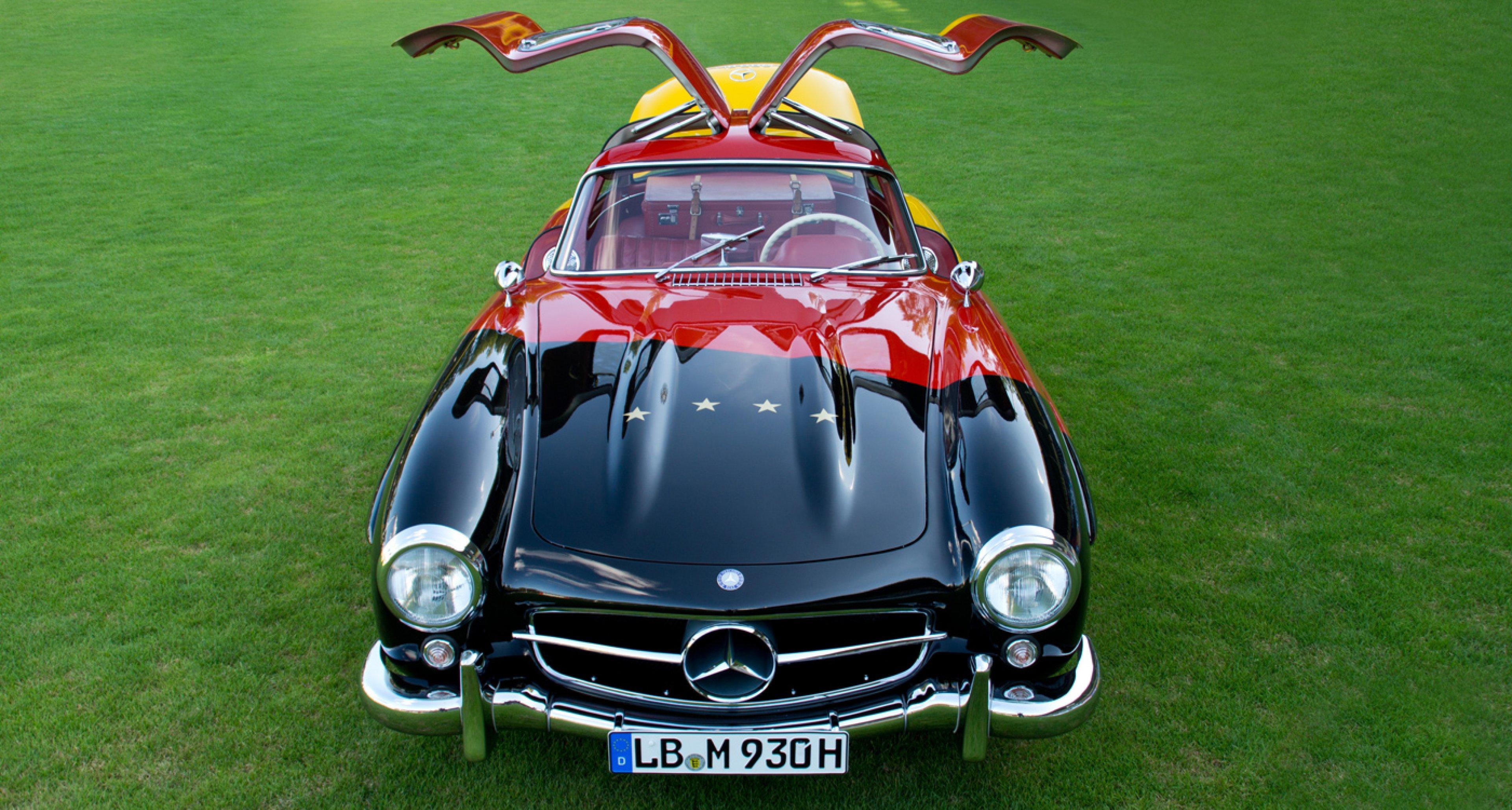 "Mercedes 300 SL ""Weltmeister"""
