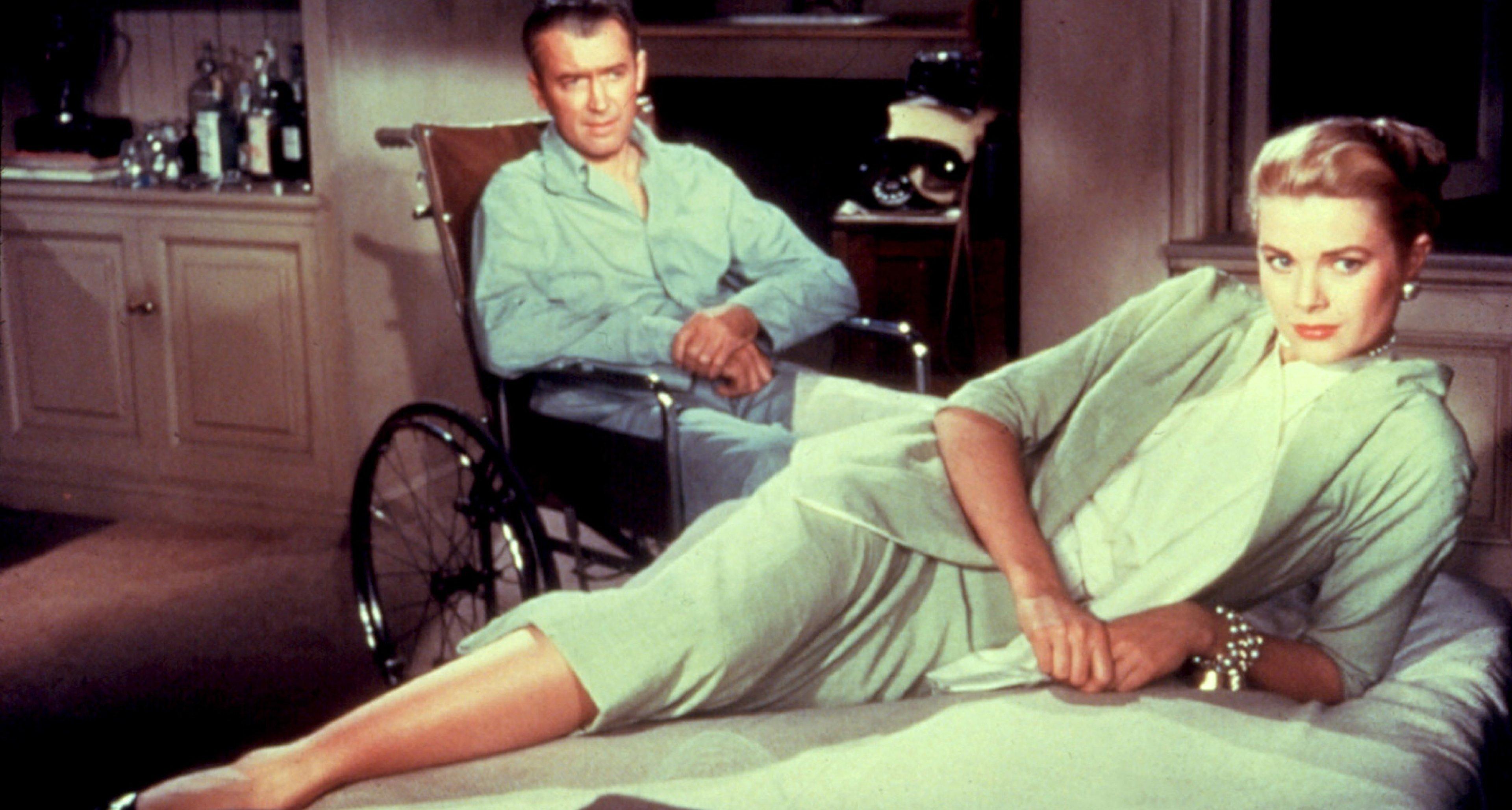 Hollywood glamorama die leinwandstars der 50er classic for Fenetre sur cour casablanca