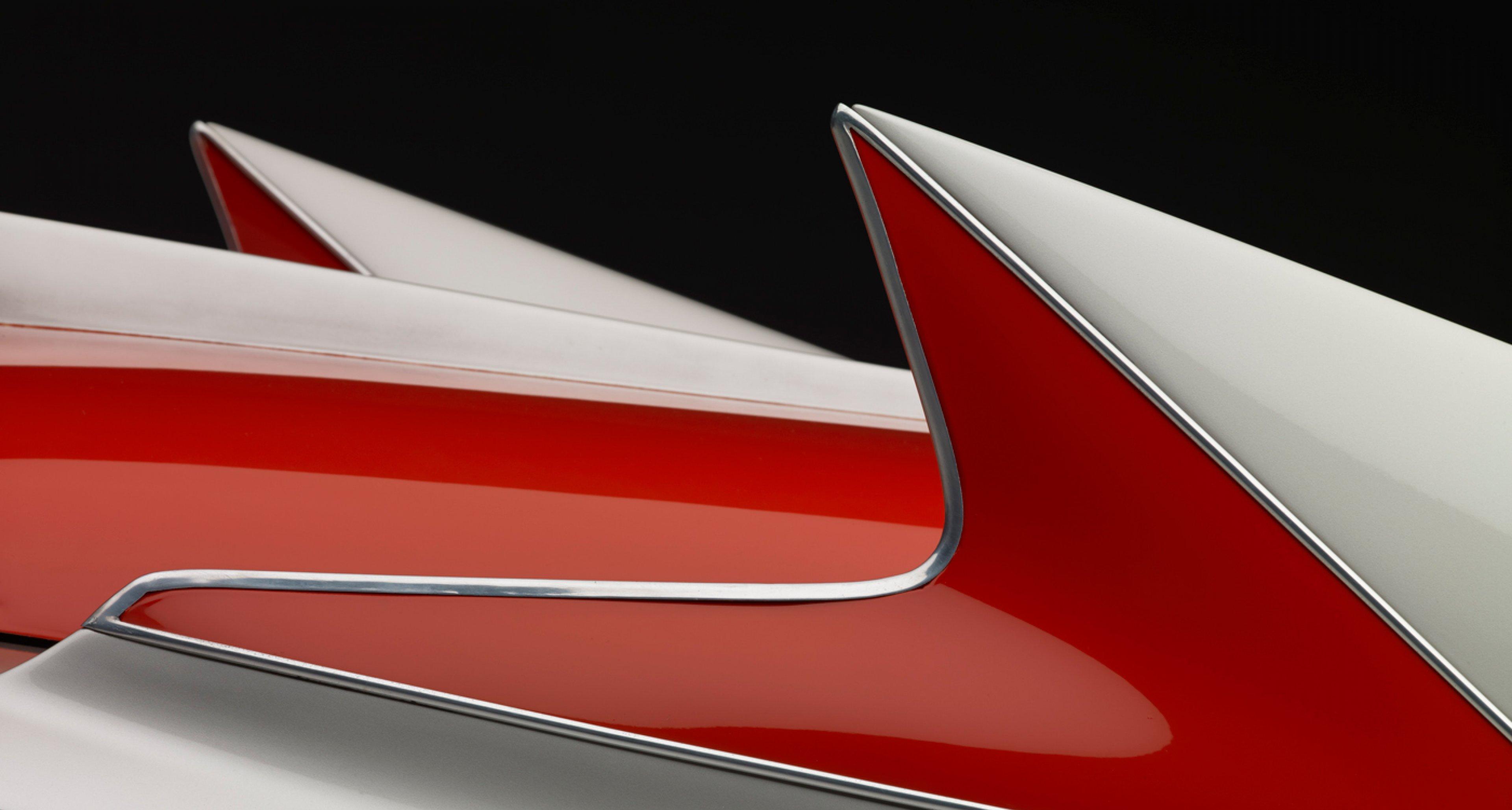 1955 Chrysler Ghia Gilda. Collection of Kathleen Redmond and Scott Grundfor. Image © 2015 Michael Furman