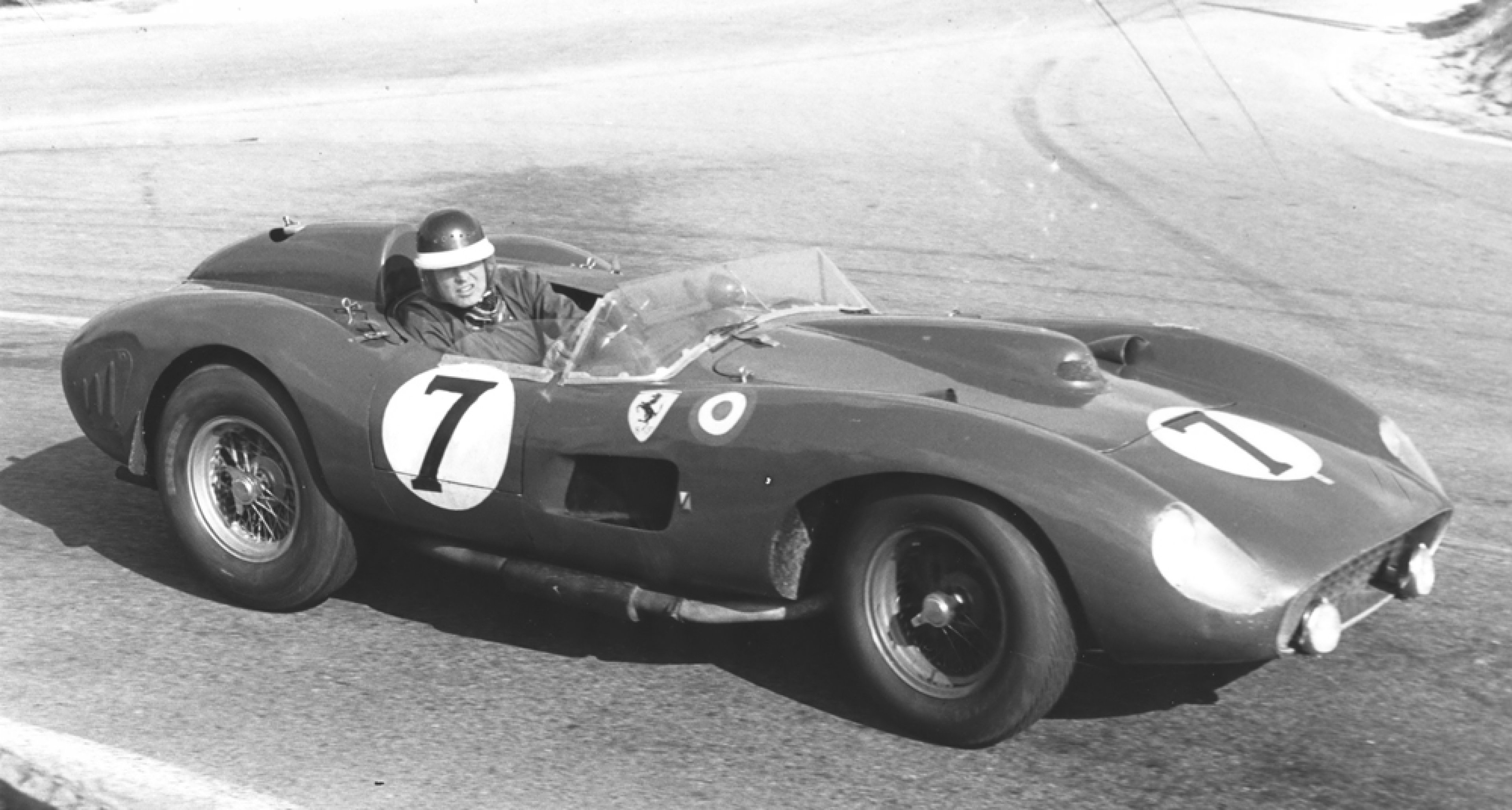 1957 Ferrari 335 S Spider Scaglietti, chassis 0674, estimate 28 - 32 M€ / 30 – 34 M$ Mike Hawthorn / Luigi Musso, 24 Heures du Mans 1957 © Rights reserved