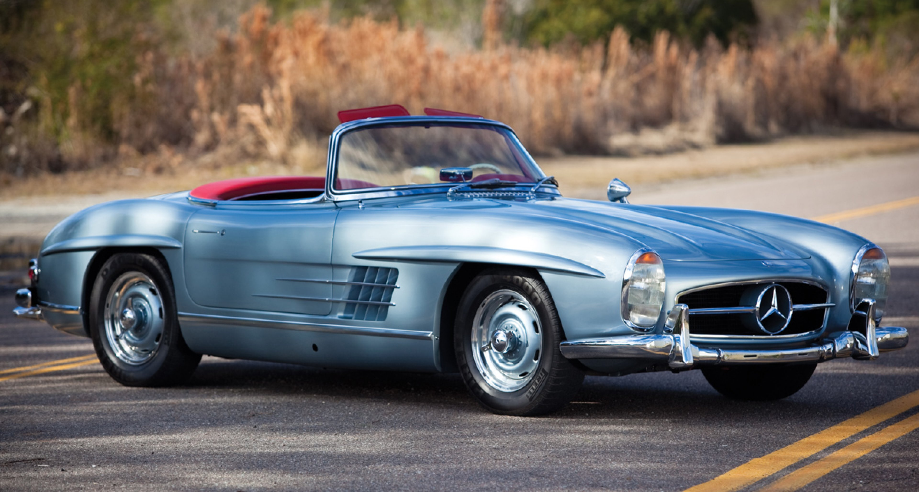 Pretty, not pink: RM to sell Natalie Wood's Mercedes 300 ...