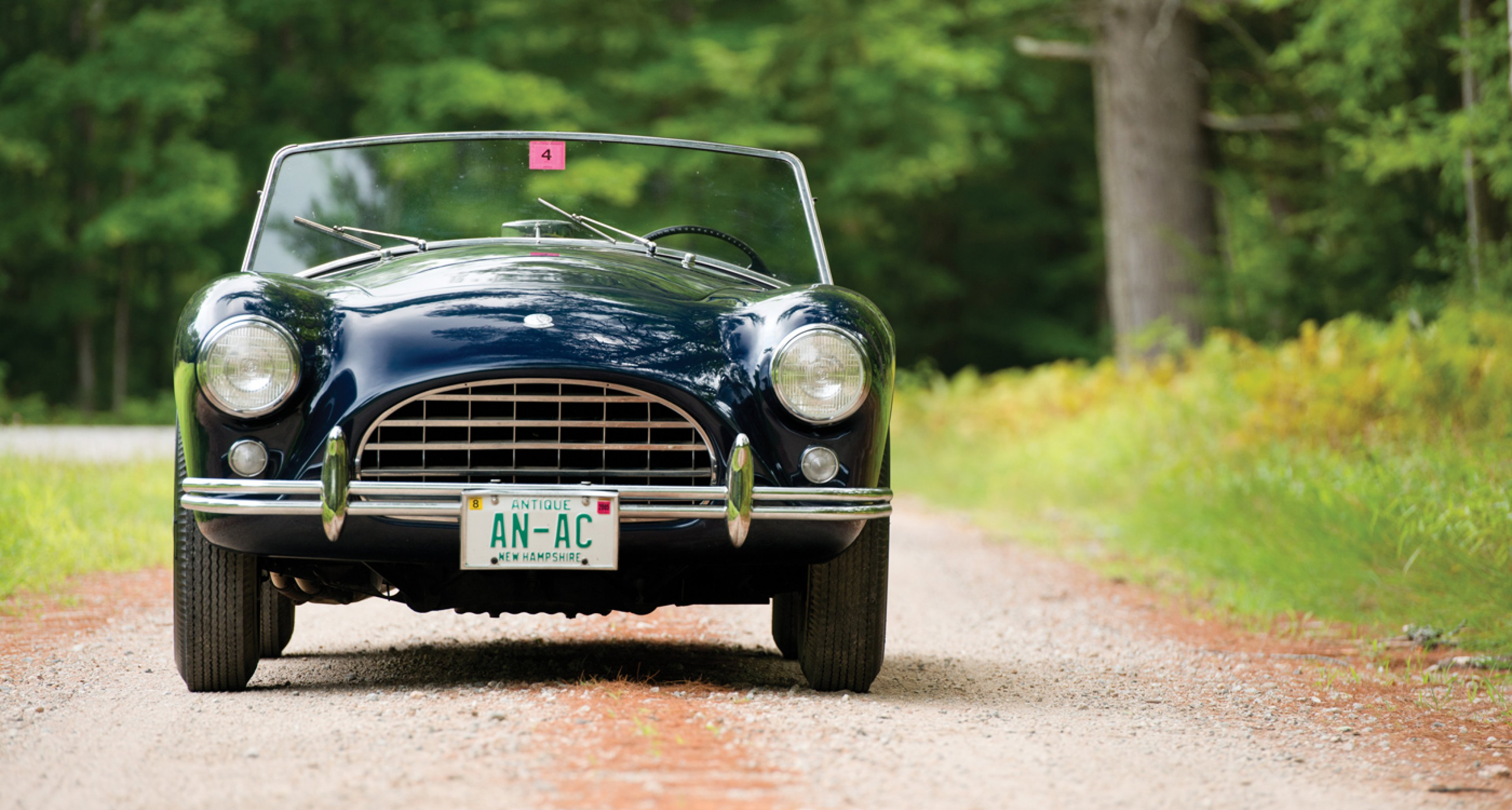 Lot 140:  1958 AC Ace-Bristol ($225,000 - $300,000) to be offered at RM Auctions Hershey 9 - 10 October 2014