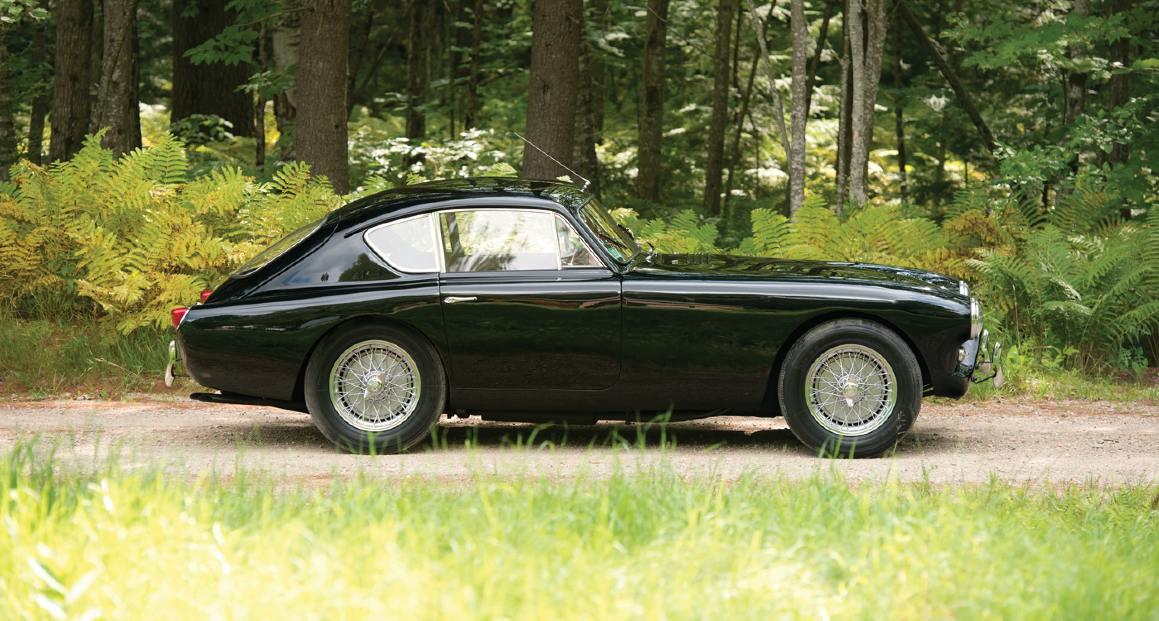 Lot 139: 1958 AC Aceca-Bristol ($175,000 - $250,000 ) to be offered at RM Auctions Hershey 9 - 10 October 2014