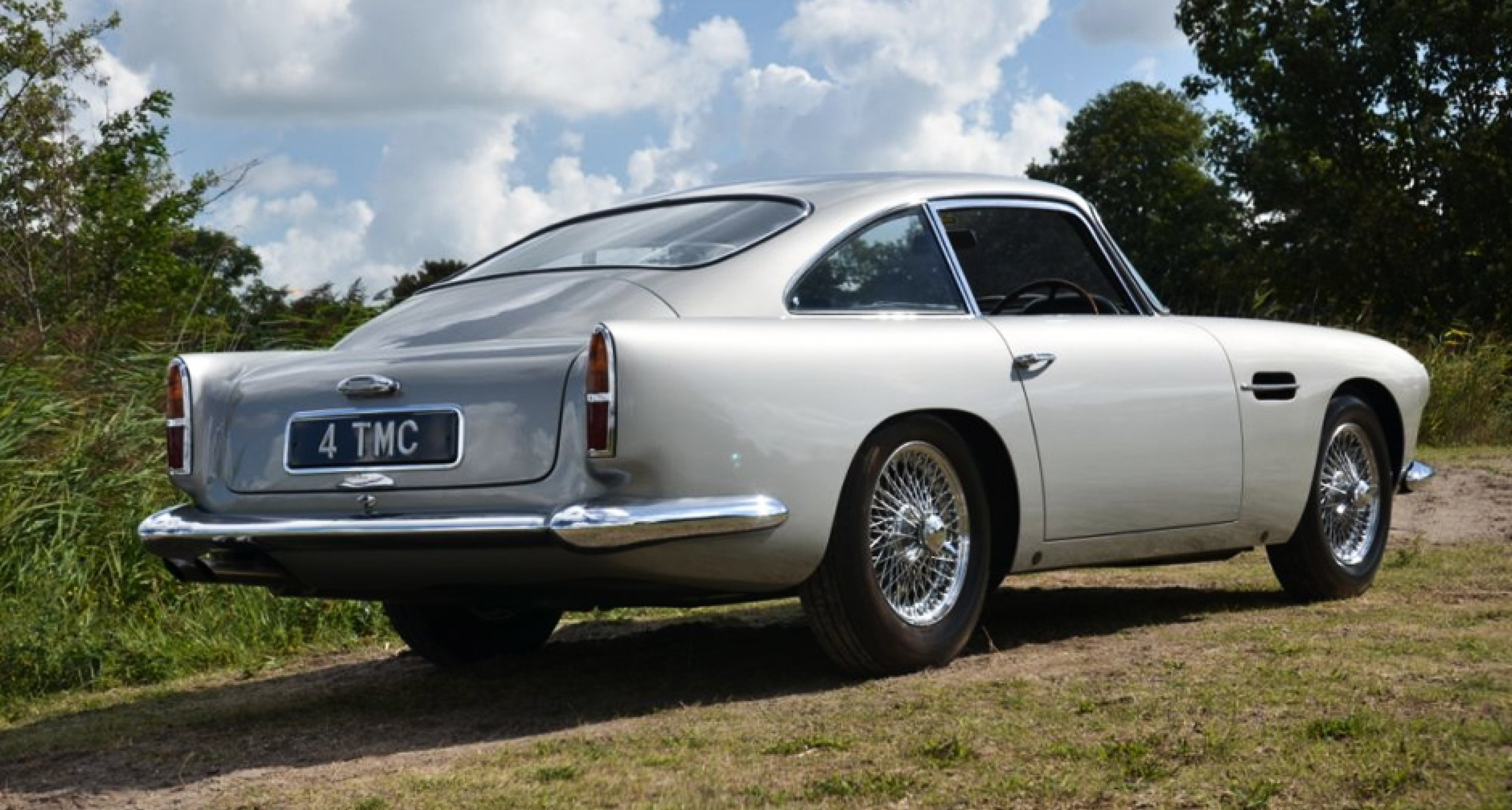1958 Aston Martin DB4 Chassis 1