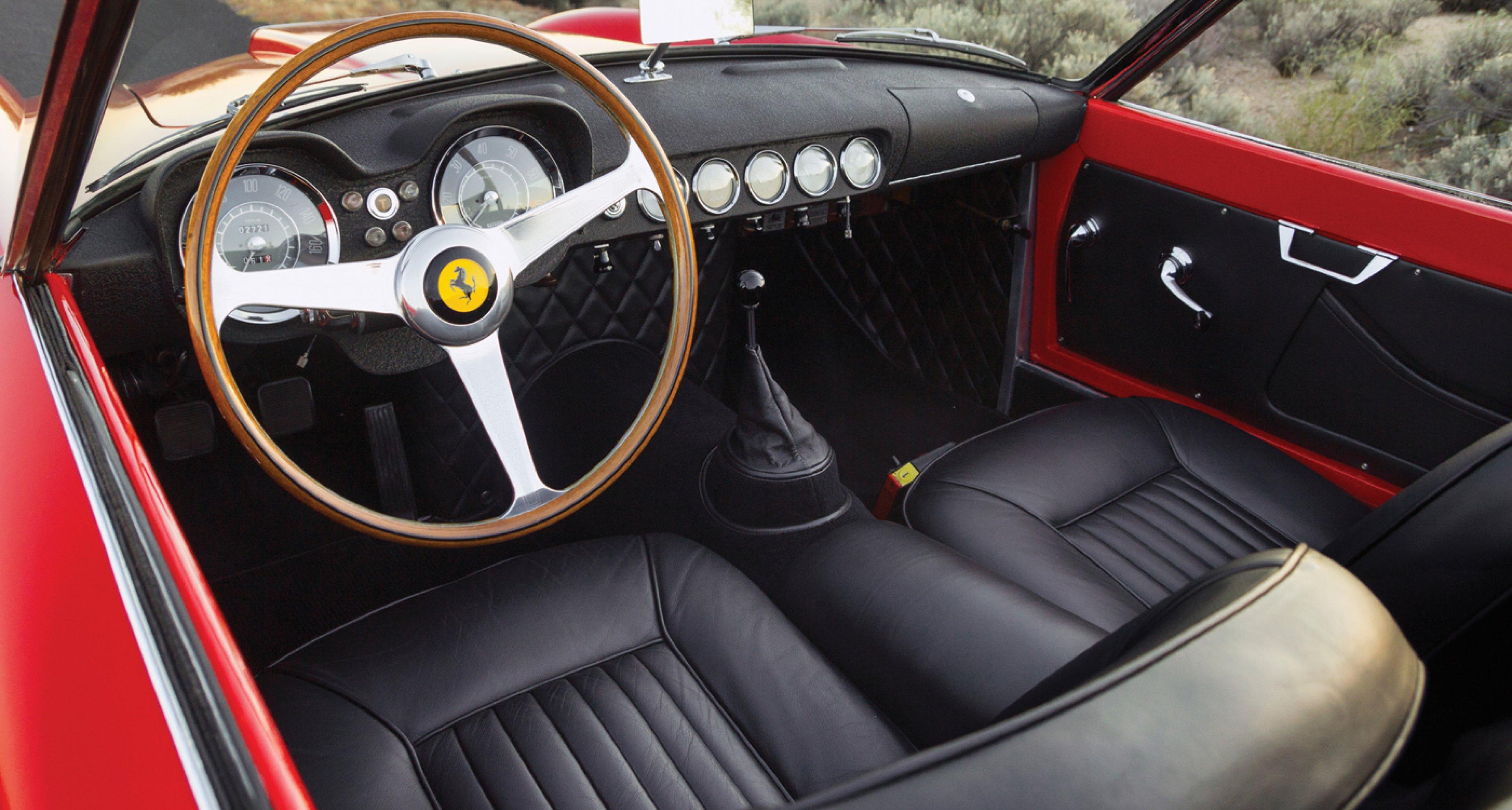 1958 Ferrari 250 GT LWB California Spider