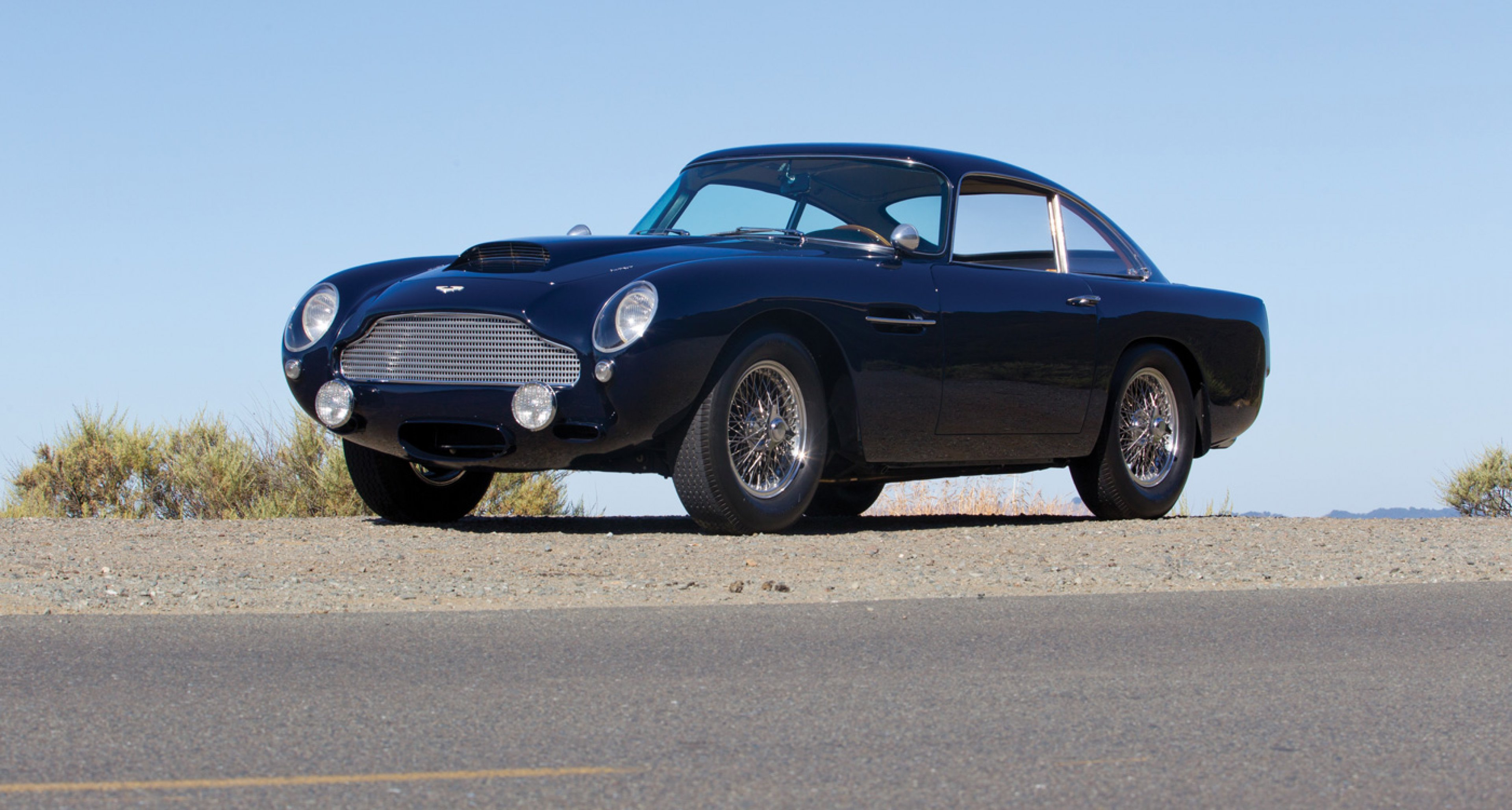 1960 Aston Martin DB4GT to be auctioned at RM's Monterey auction 2014