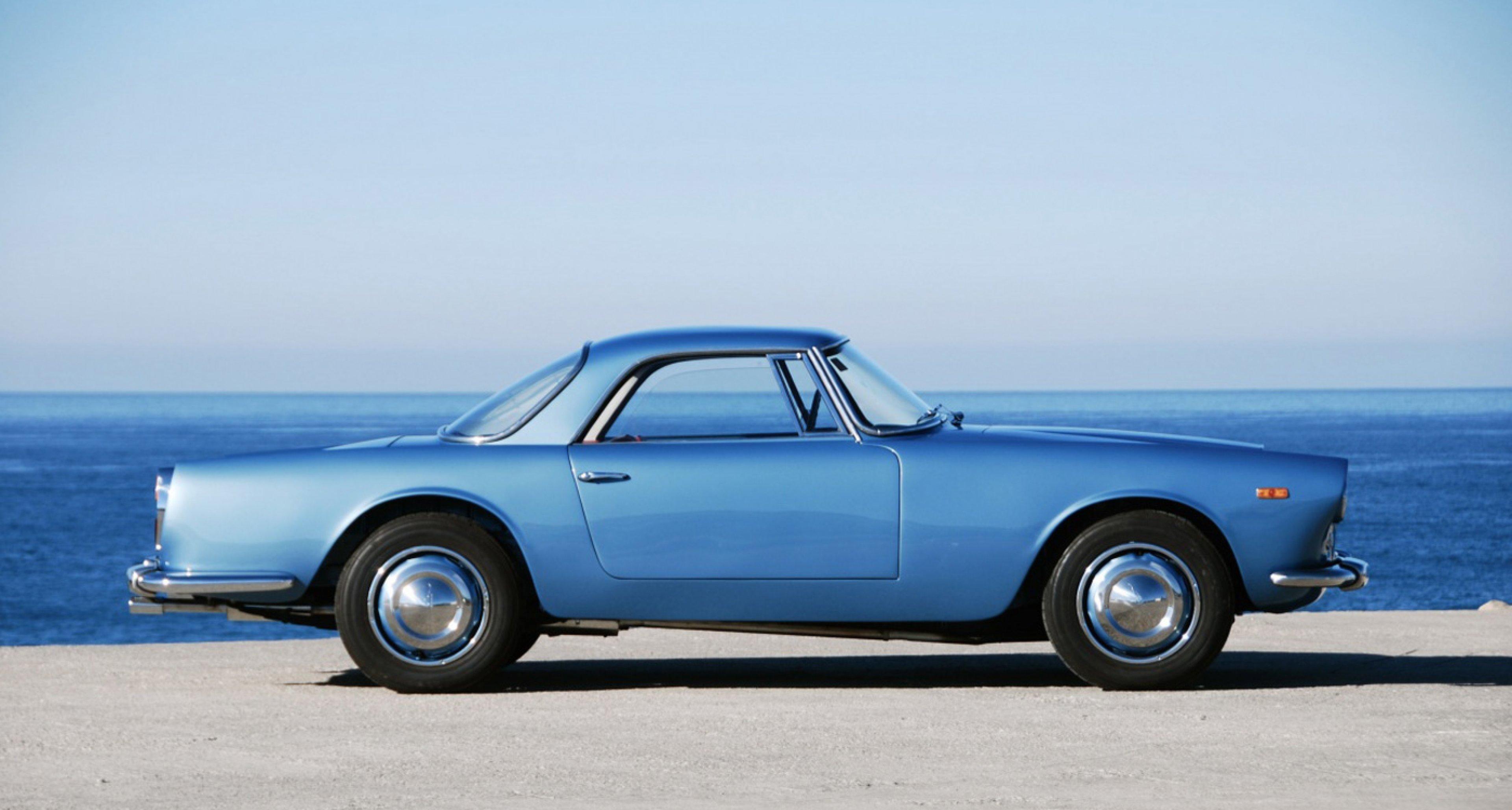 160 Lancia Flaminia Touring