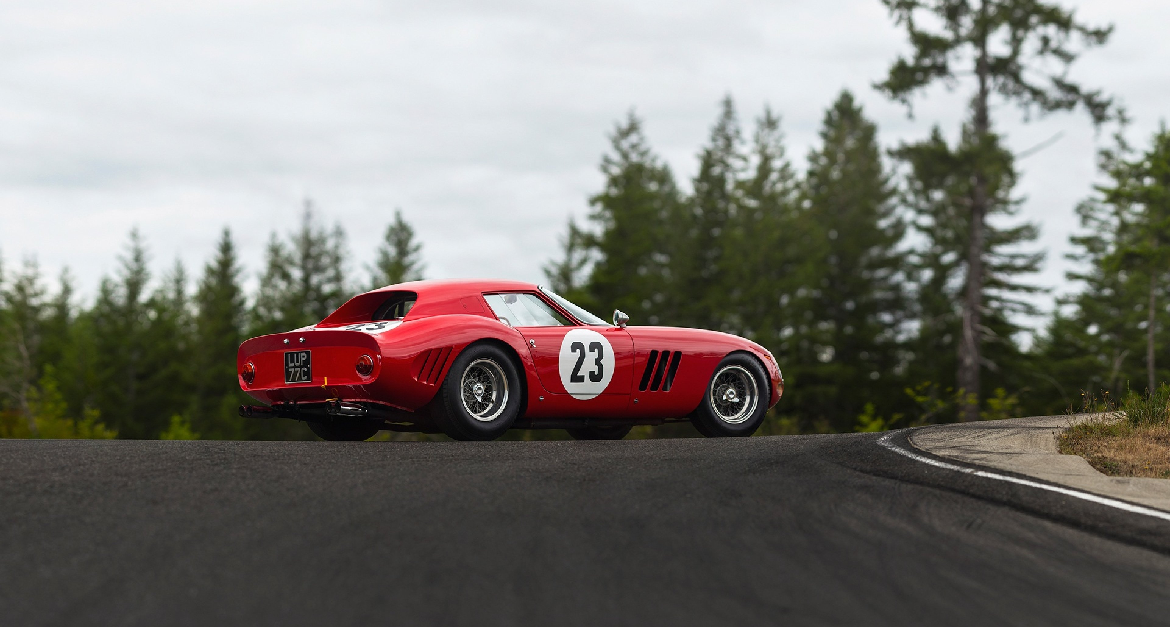 1962 Ferrari 250 Gto Could Surpass 45m At Auction In Monterey Classic Driver Magazine