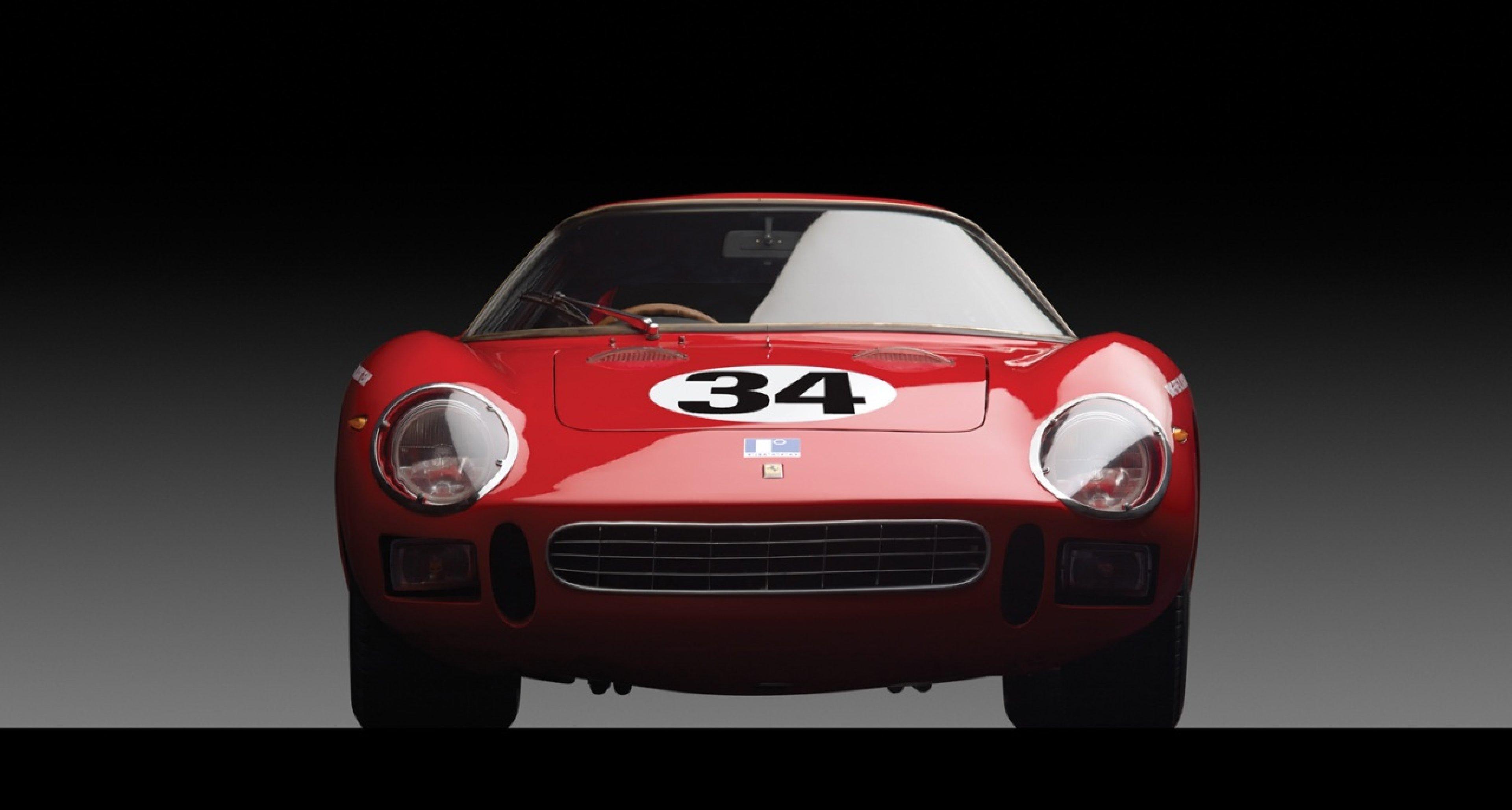 1964 Ferrari 250 LM USD 14,300,000