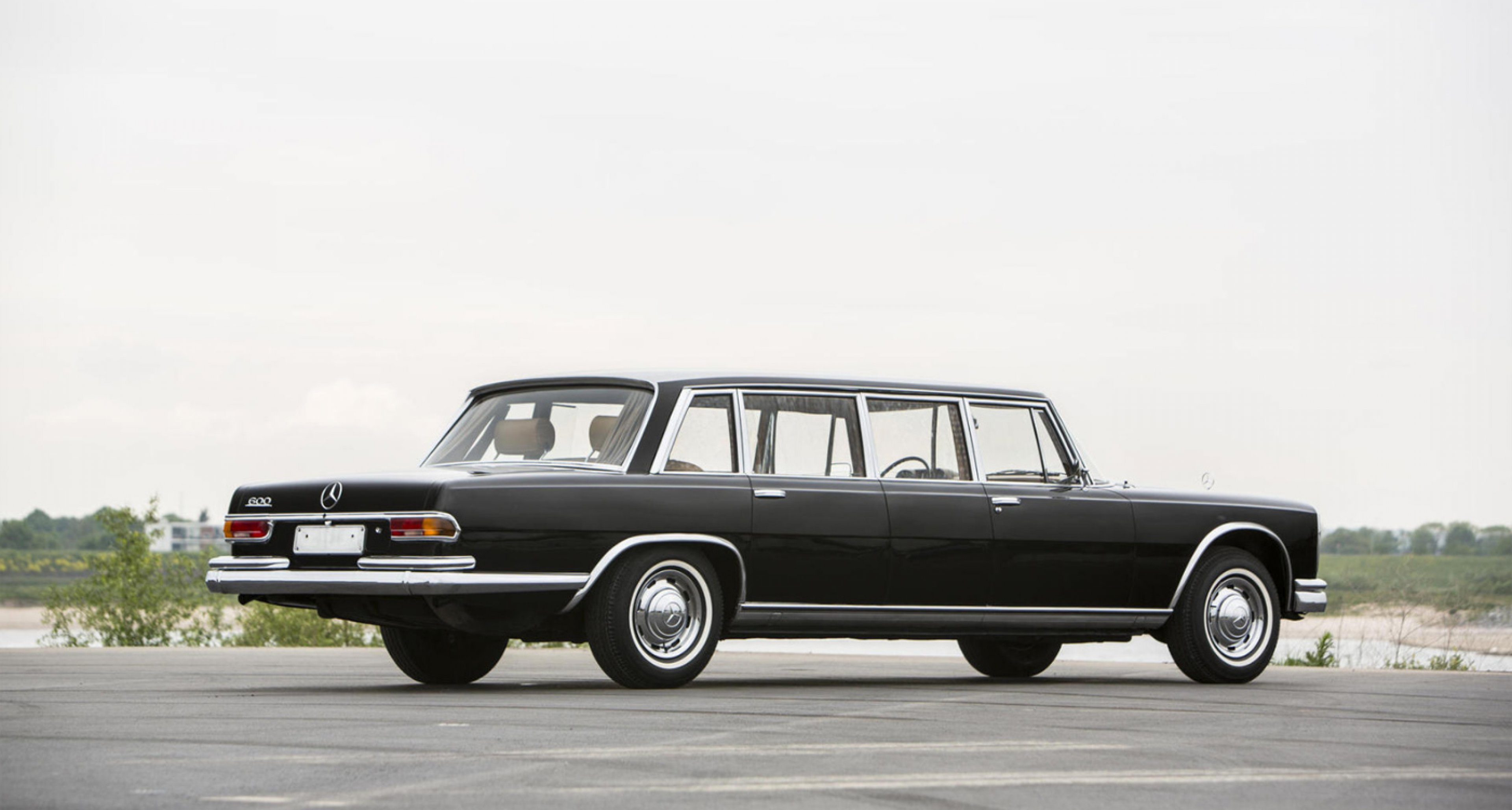 Lot 36: 1965 Mercedes-Benz 600 Pullman Limousine 'The ex-Chen Yi' (€ 150,000 - 250,000)