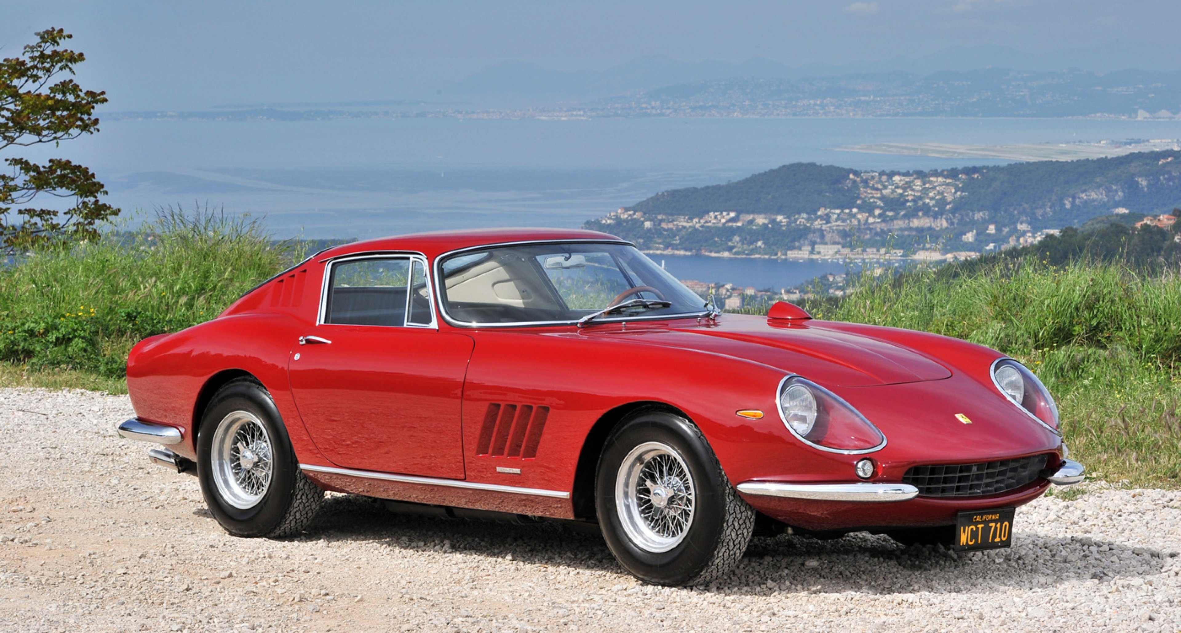 1967 Ferrari 275 GTB/4 by Scaglietti; ex-Steve McQueen to be auctioned at RM's Monterey auction 2014
