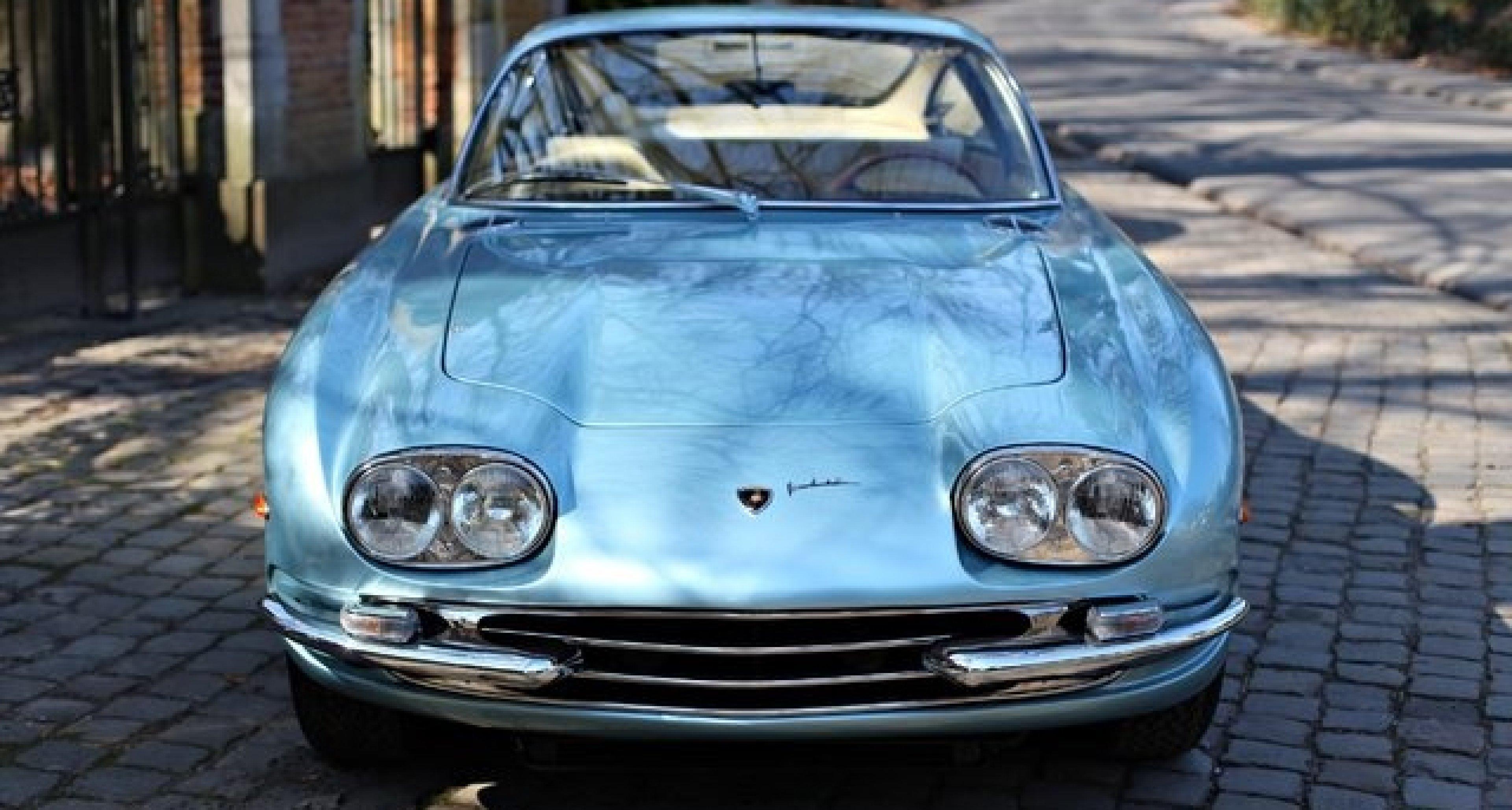 1967 Lamborghini 400 GT 2+2