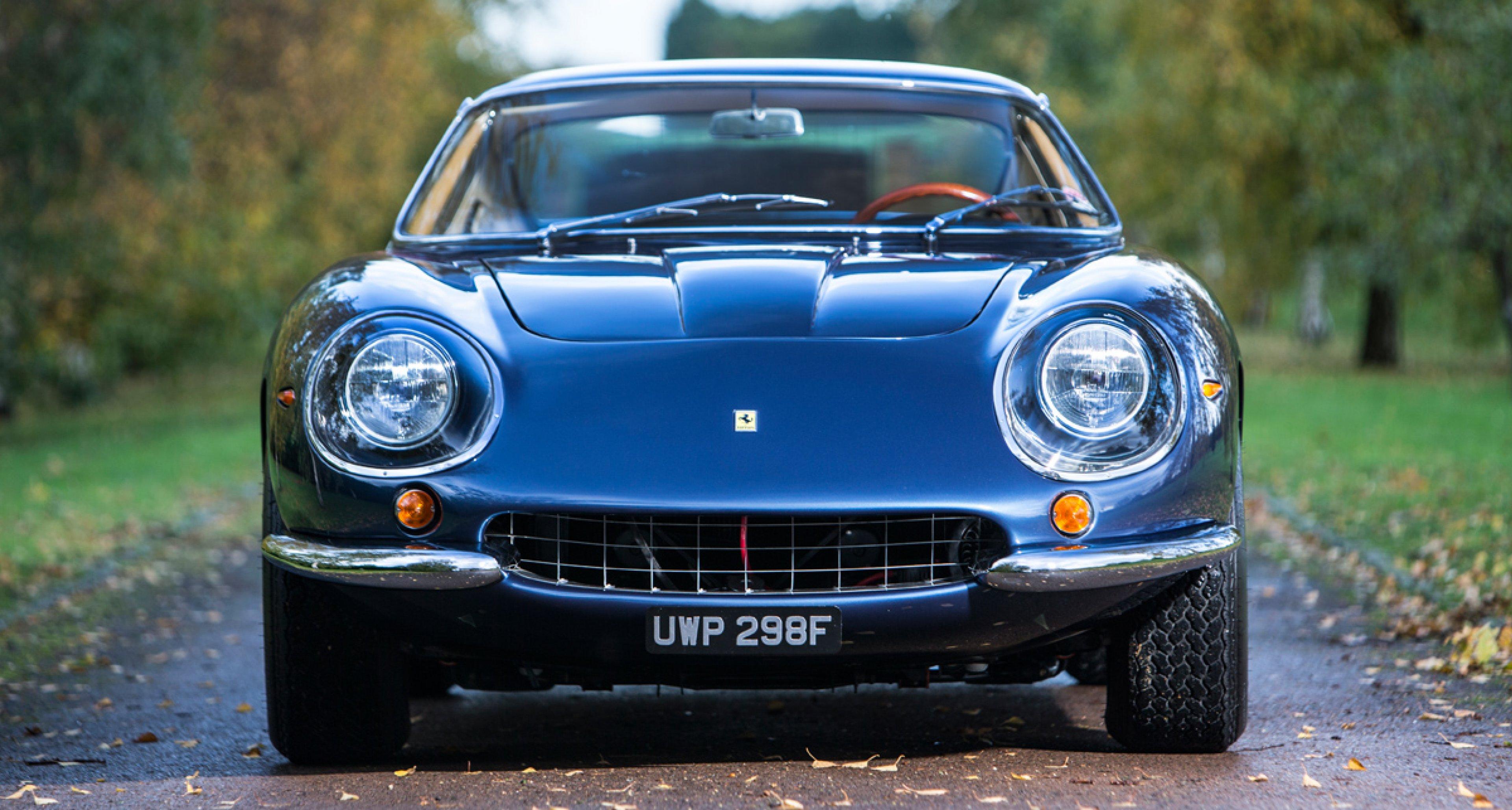 1968 Ferrari 275GTB/4 berlinette
