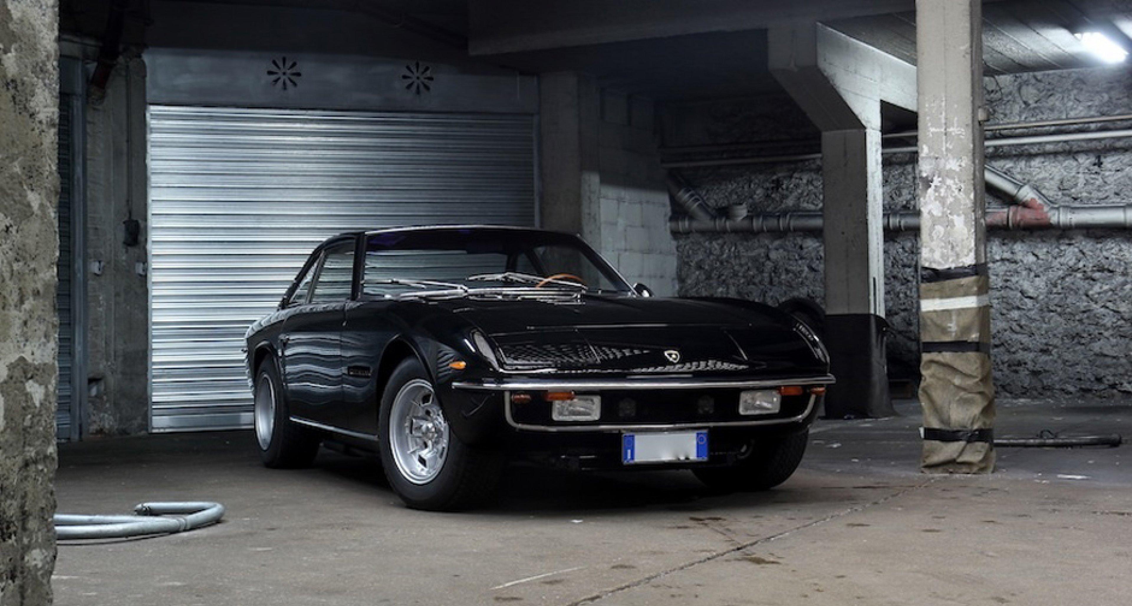 1969 Lamborghini Islero Converted in S