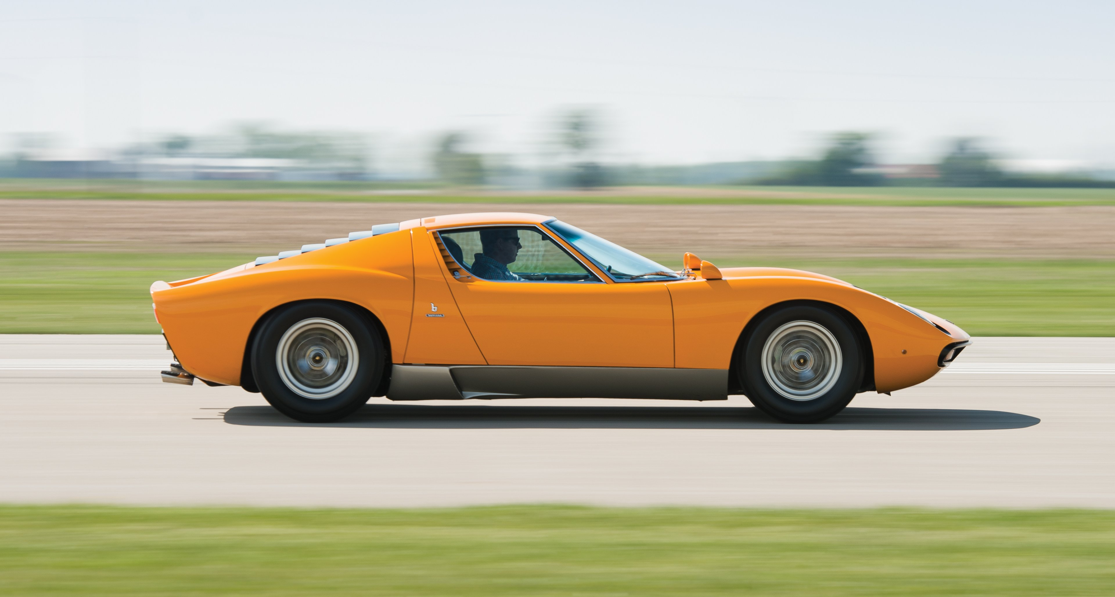 1971 Lamborghini Miura SV to be auctioned at RM's Monterey auction 2014
