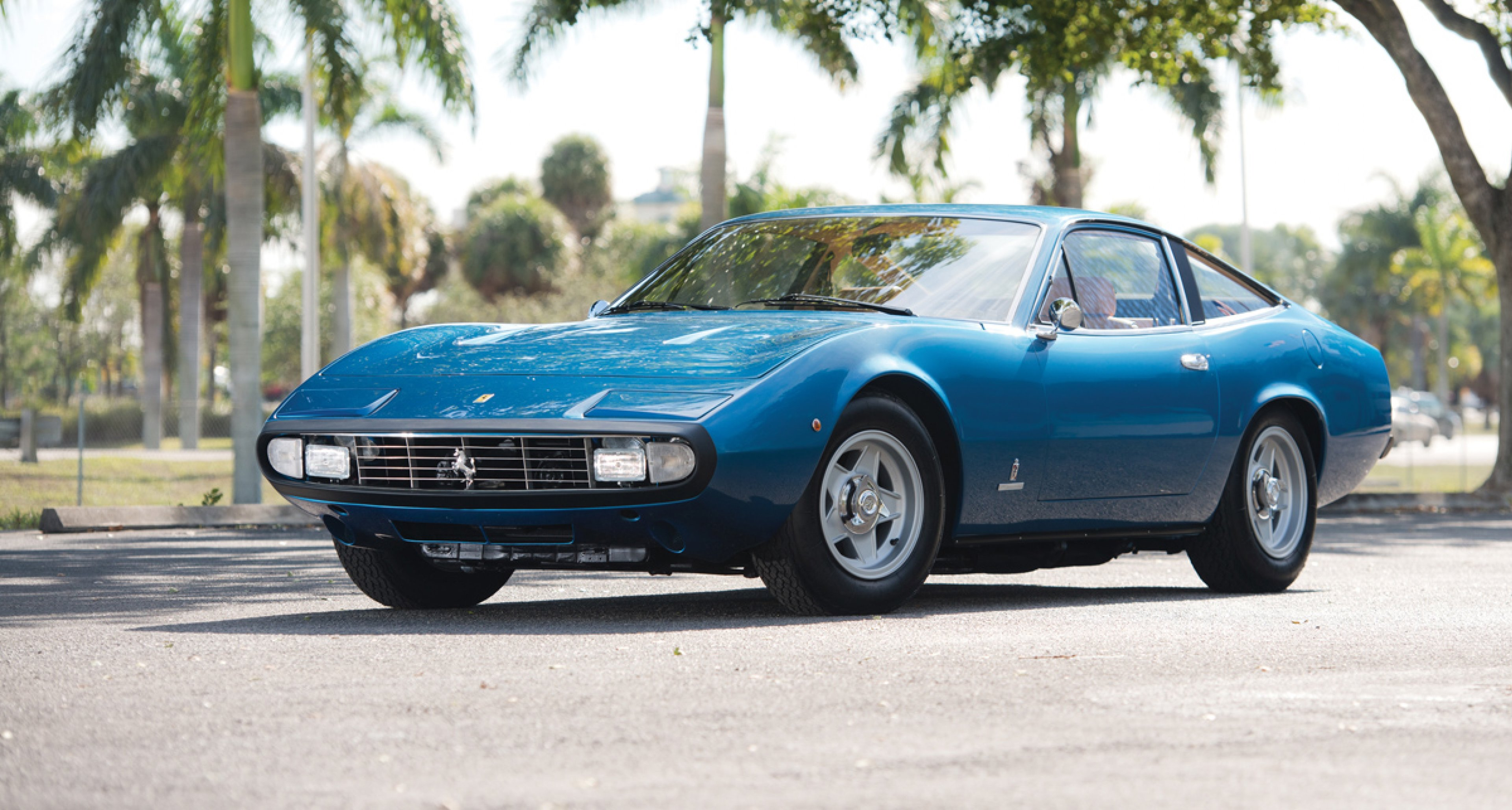 1972 Ferrari 365 GTC/4 to be auctioned at RM's Amelia Island Auction - Price estimate $225,000 - $275,000
