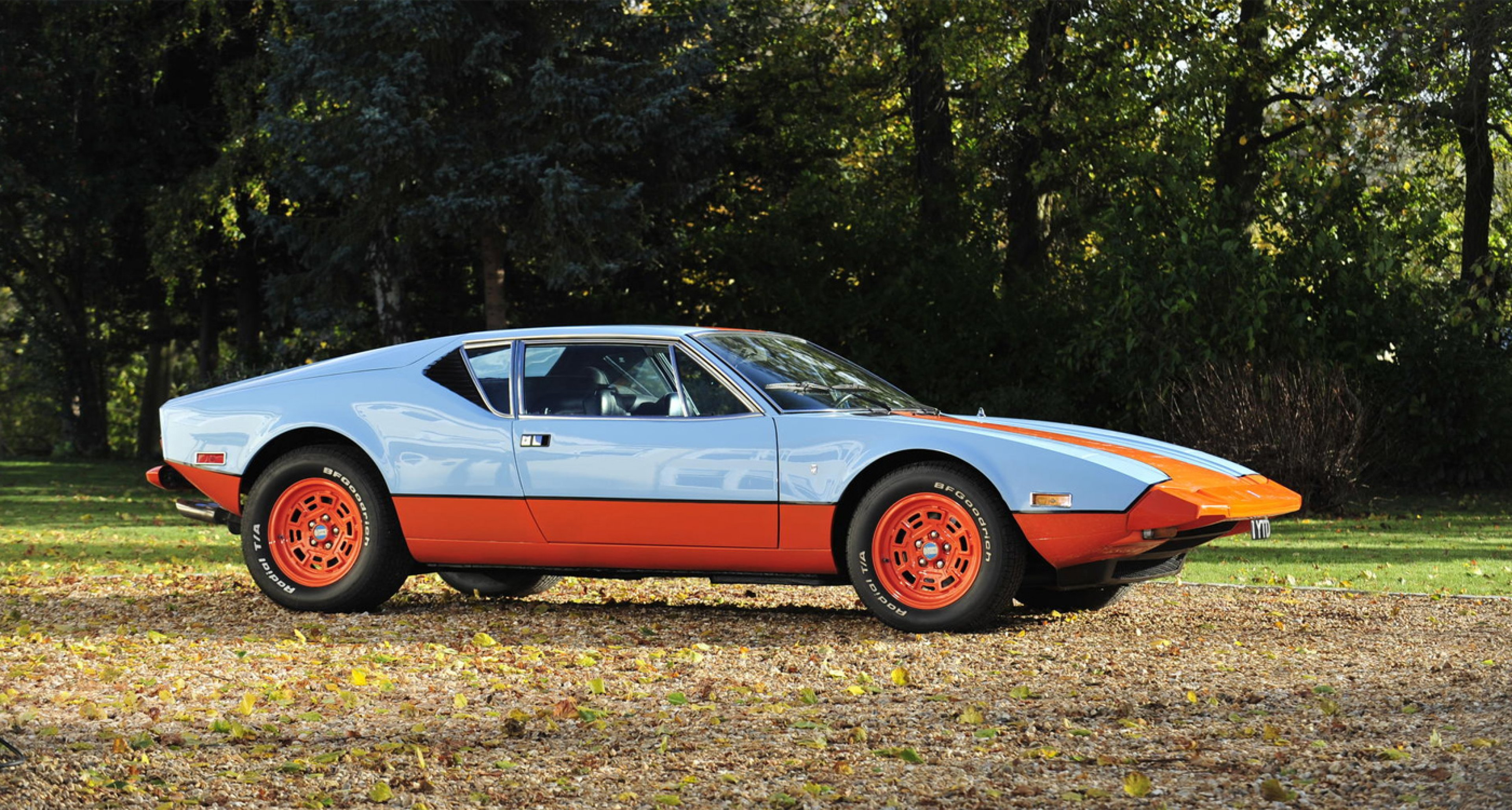 Is now the time to buy a De Tomaso Pantera  Classic Driver Magazine