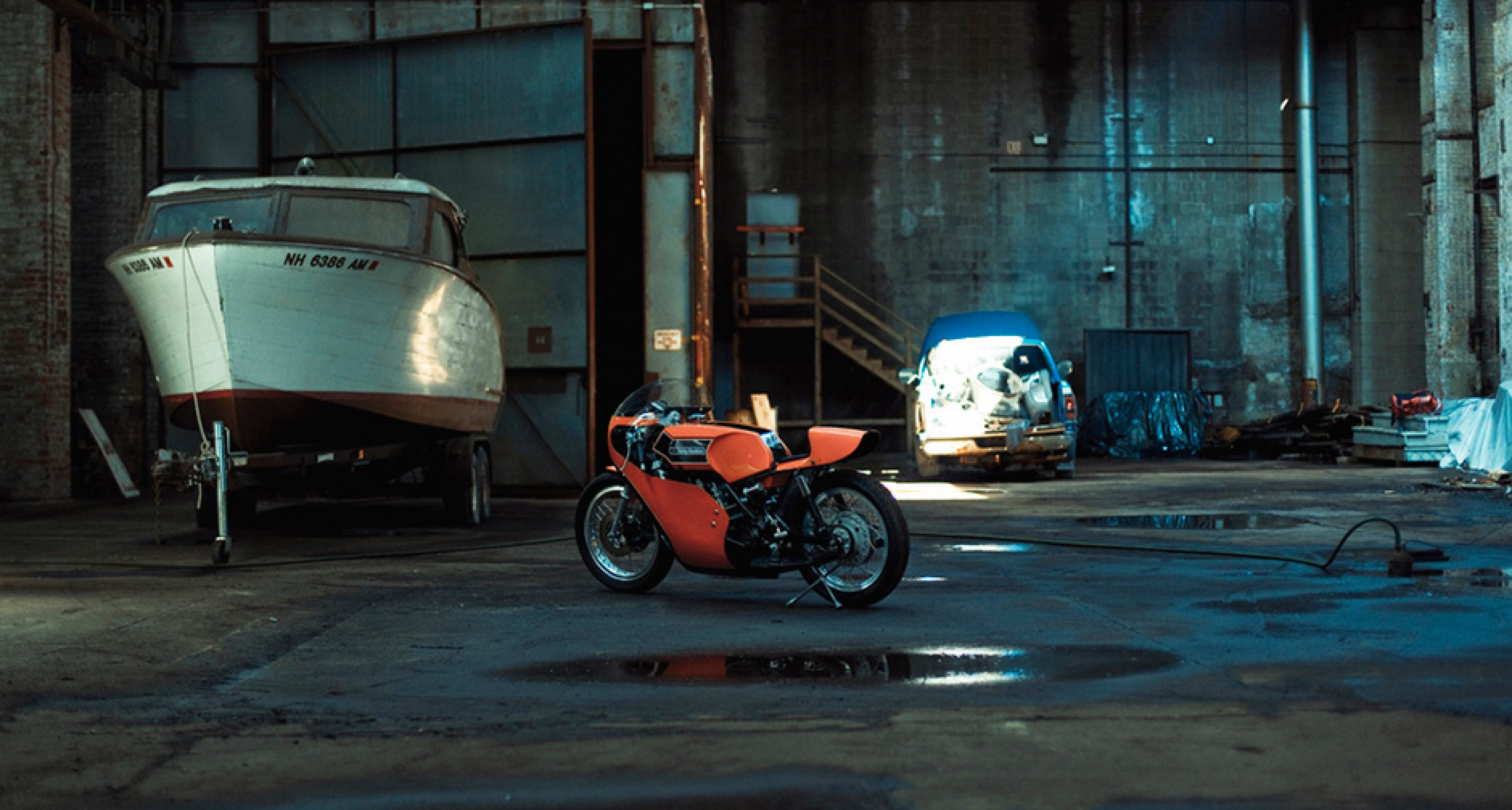 Harley Davidson: Long-lost Family: Harley-Davidson Aermacchi RR350