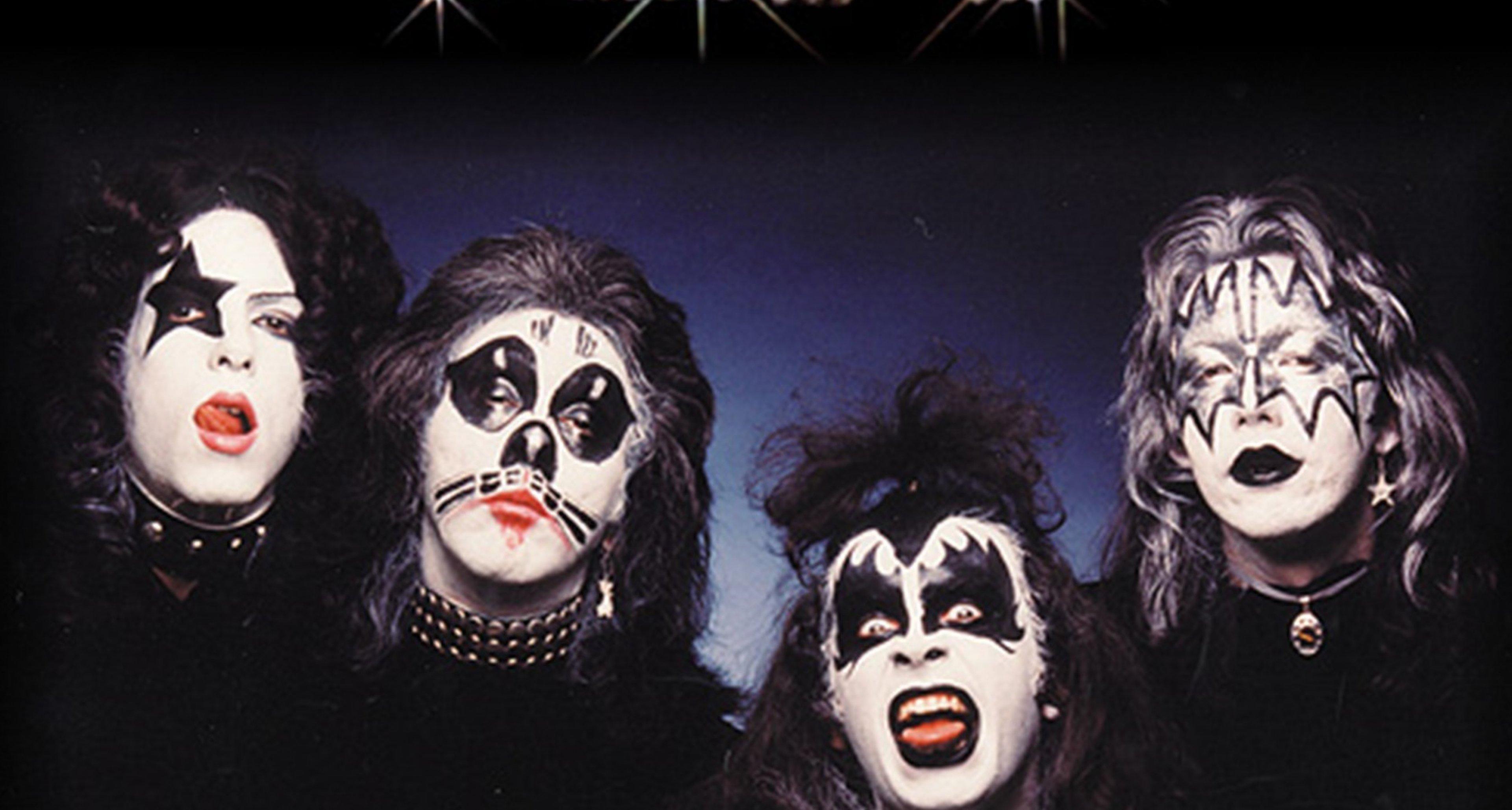Kiss, by Kiss