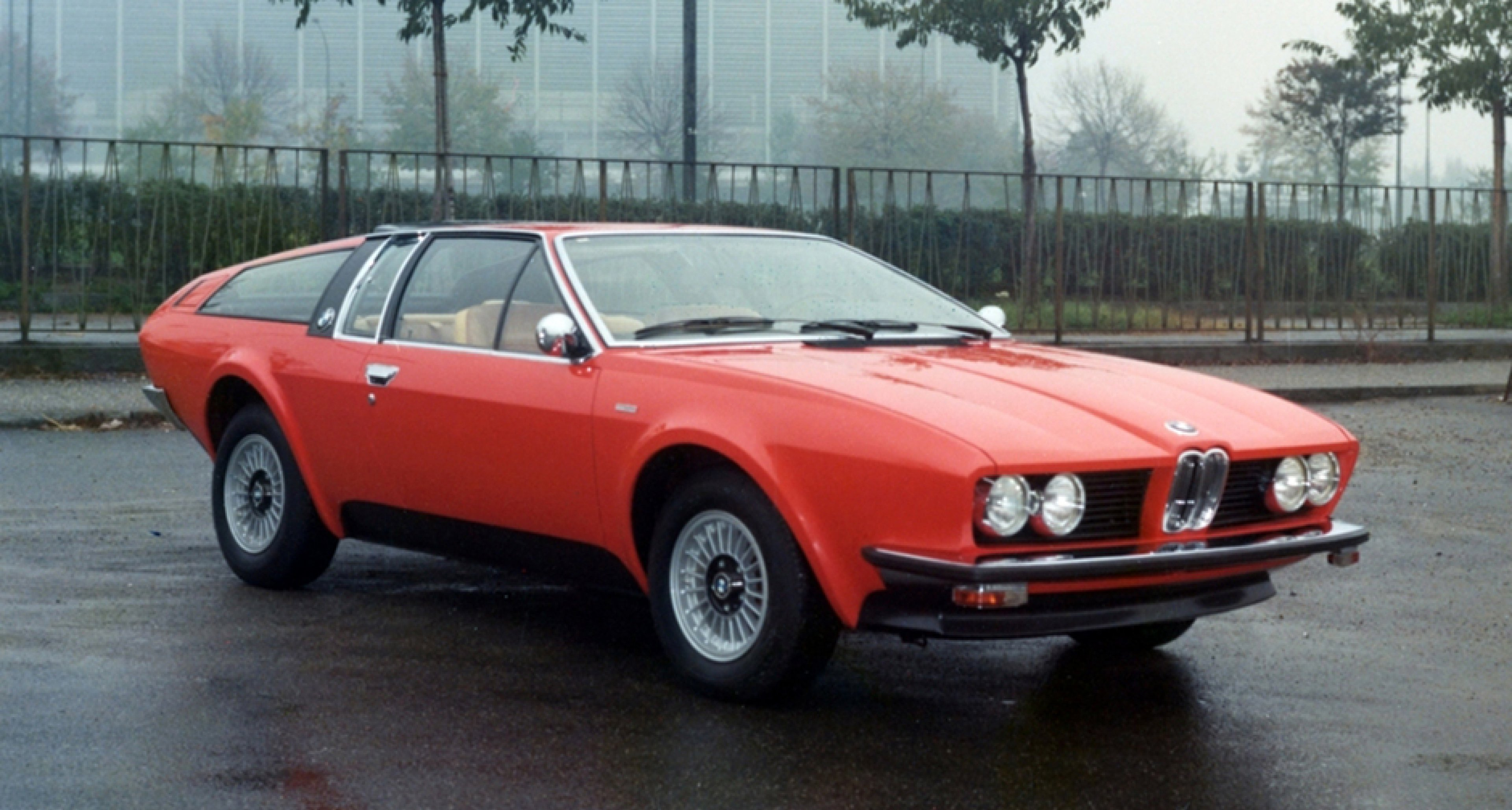 Frua's BMW 528 GT Coupé could have been Bavaria's Montreal