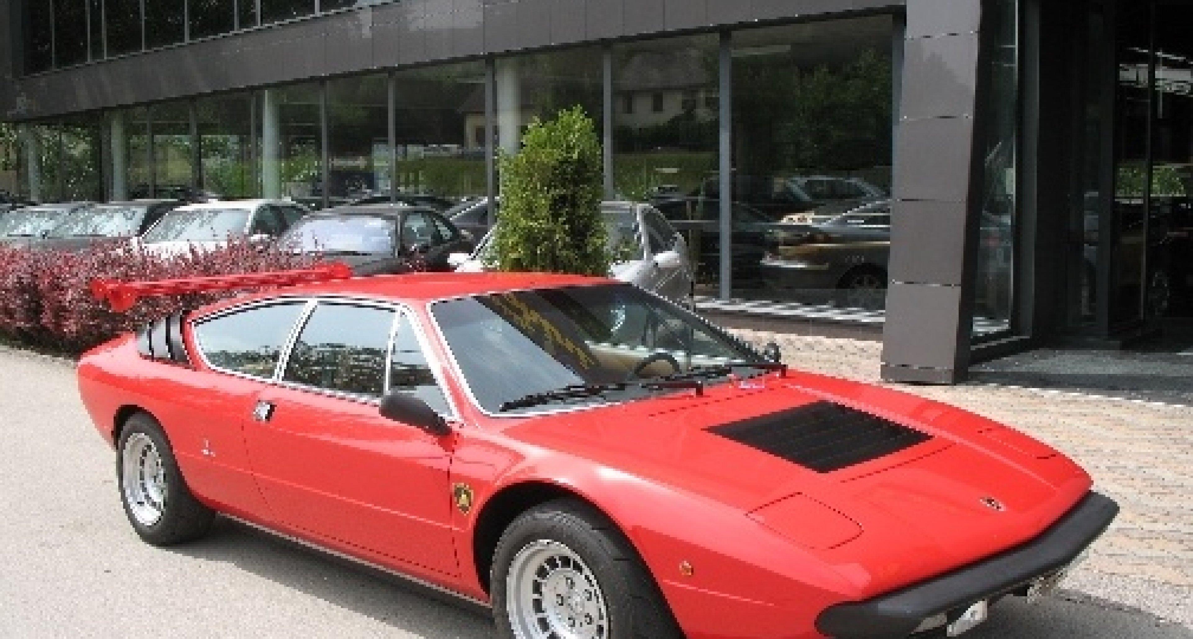 1976 Lamborghini Urraco LP 300