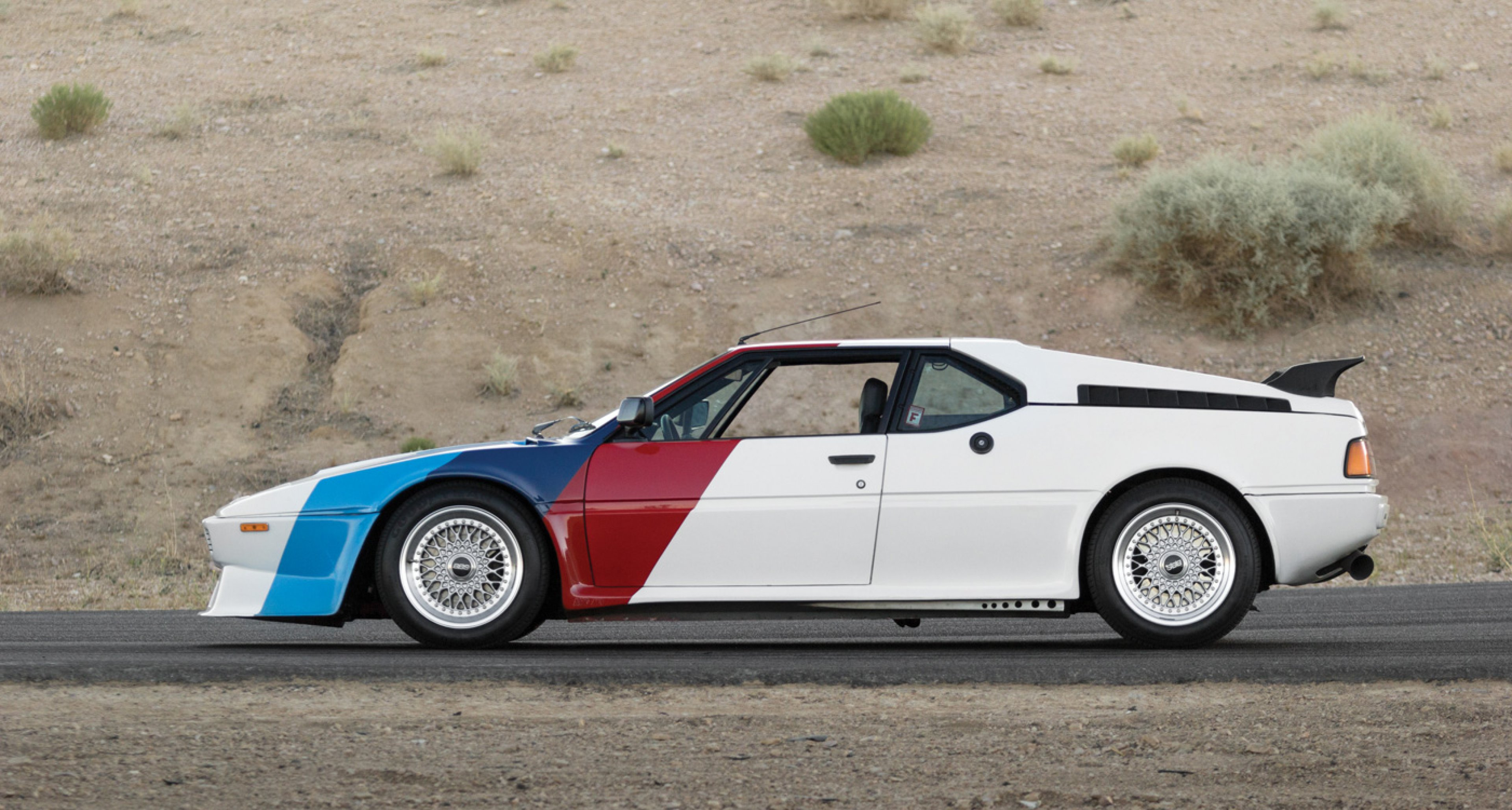1980 BMW M1 AHG to be auctioned at RM's Monterey auction 2014