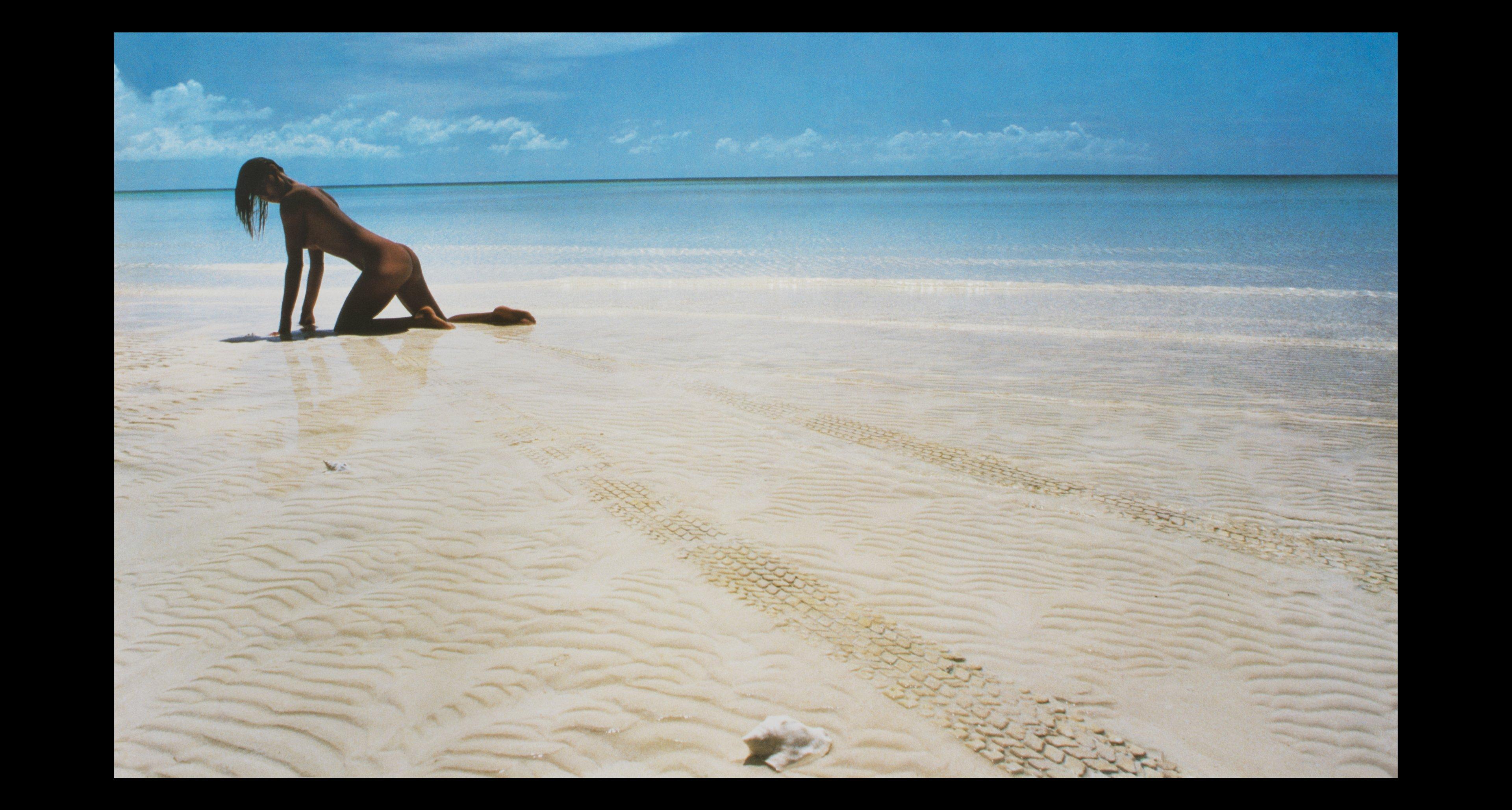 Pirelli Calendar 1984: Shot by Uwe Ommer at the Bahamas
