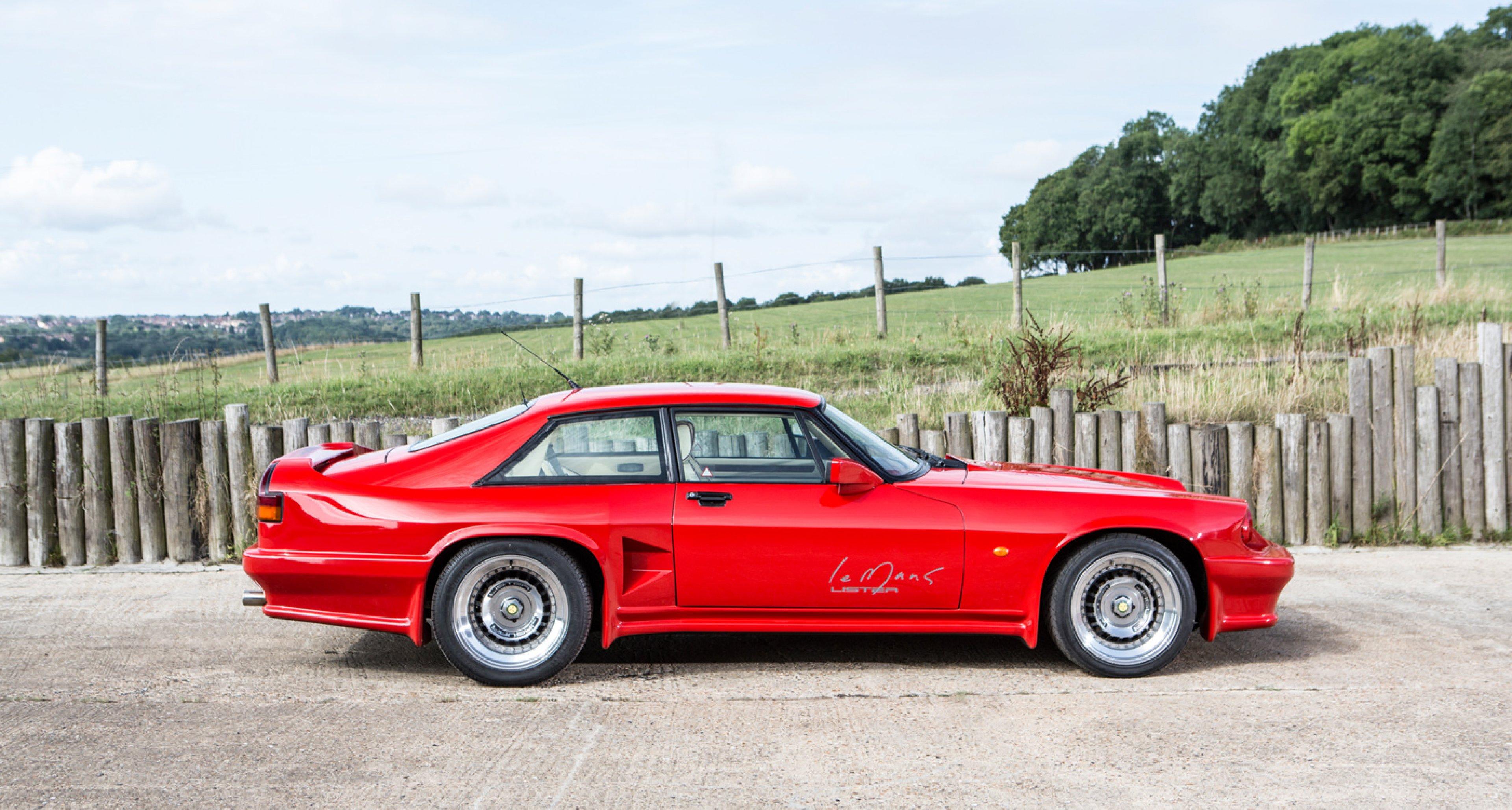 1989 Lister Jaguar 7.0-Litre Le Mans Coupé