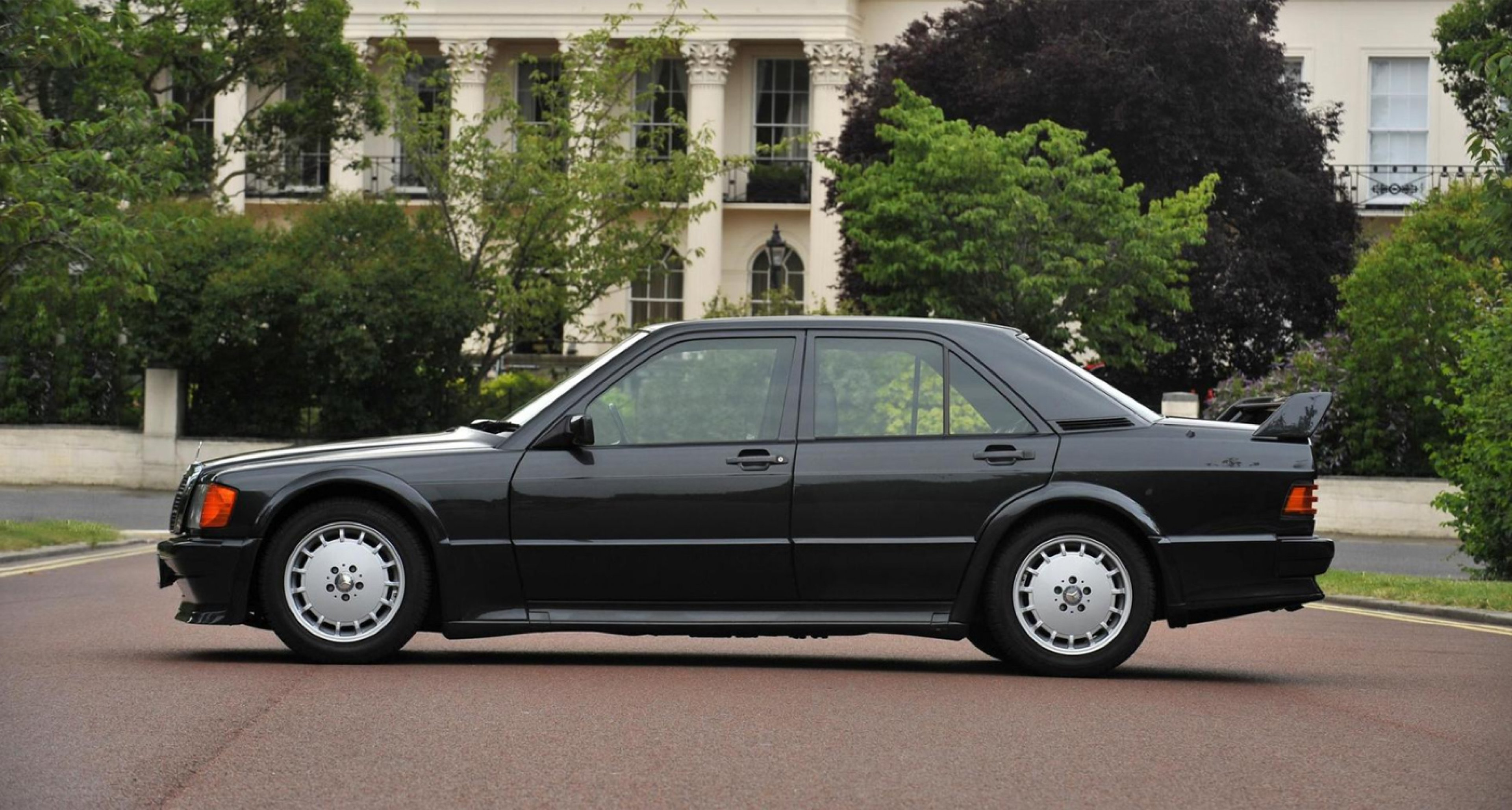 Lot 45: 1989 Mercedes-Benz 190E 2.5-16 Evolution (€ 25,000 - 30,000)