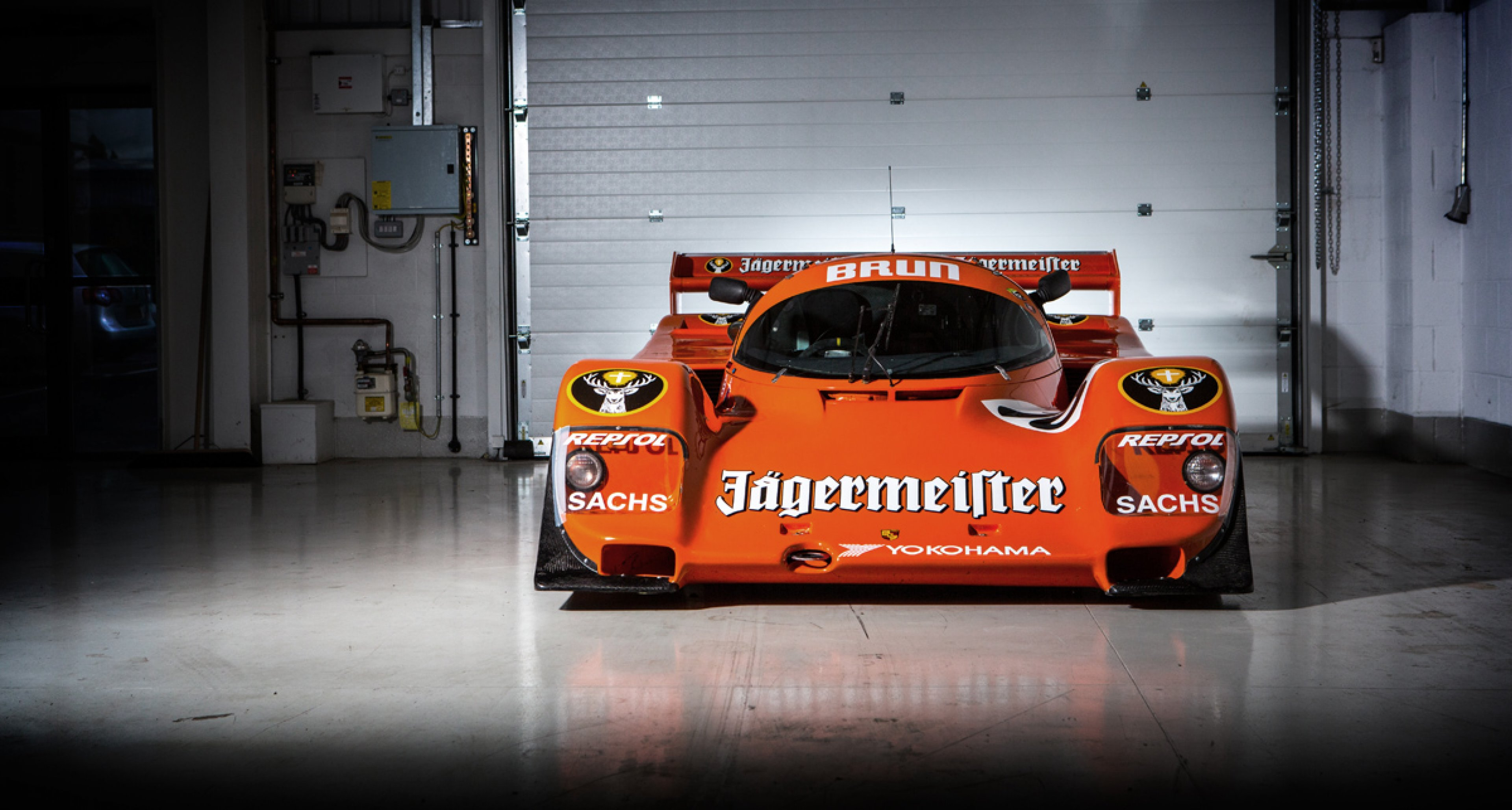 Bonhams 1989 Porsche 962c Group C Sports, Lot 396