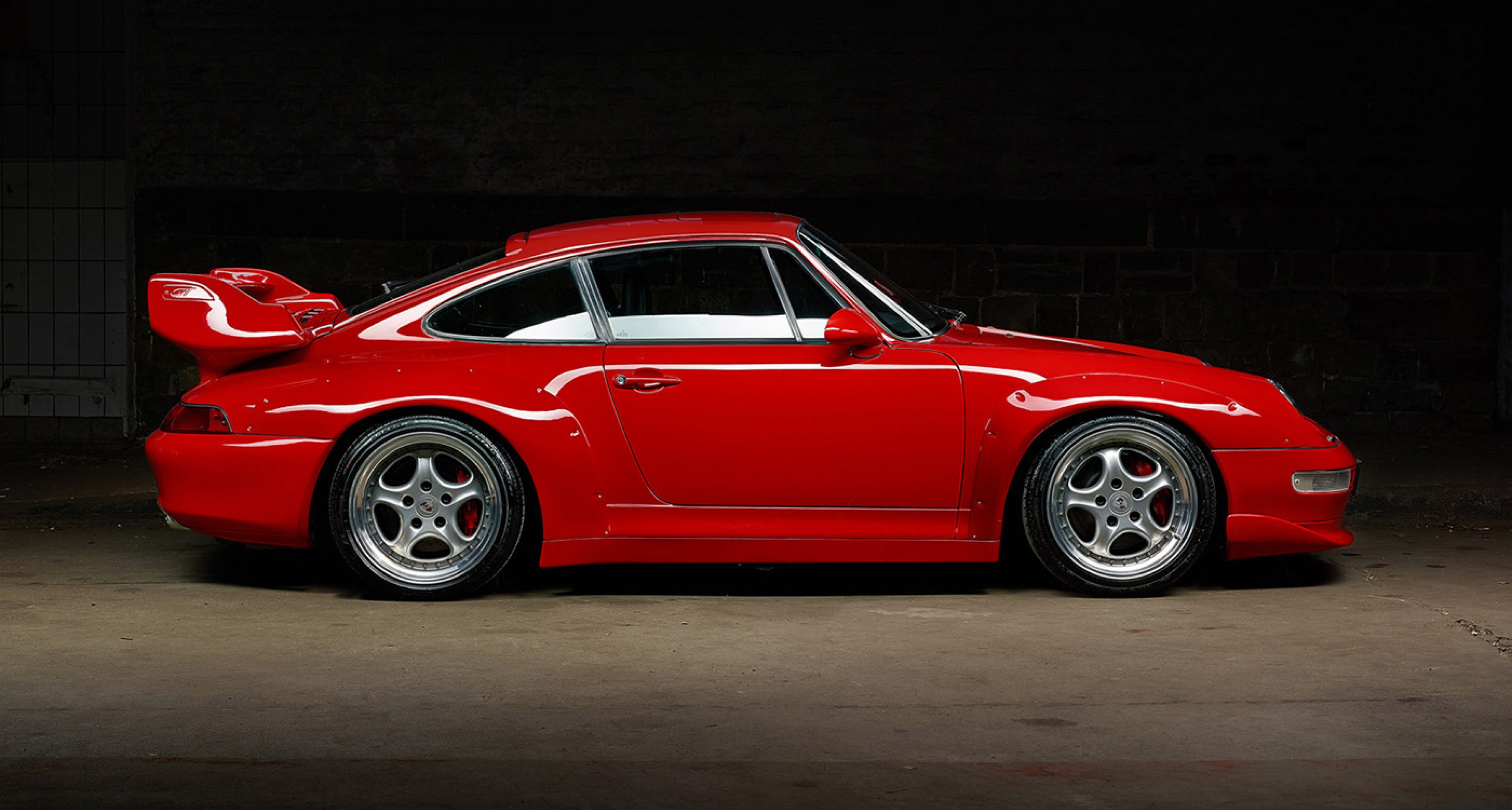 1995 Porsche 911 (993) Turbo to be sold at Coys' 'Legende et Passion' auction in Monaco, 9 May 2014