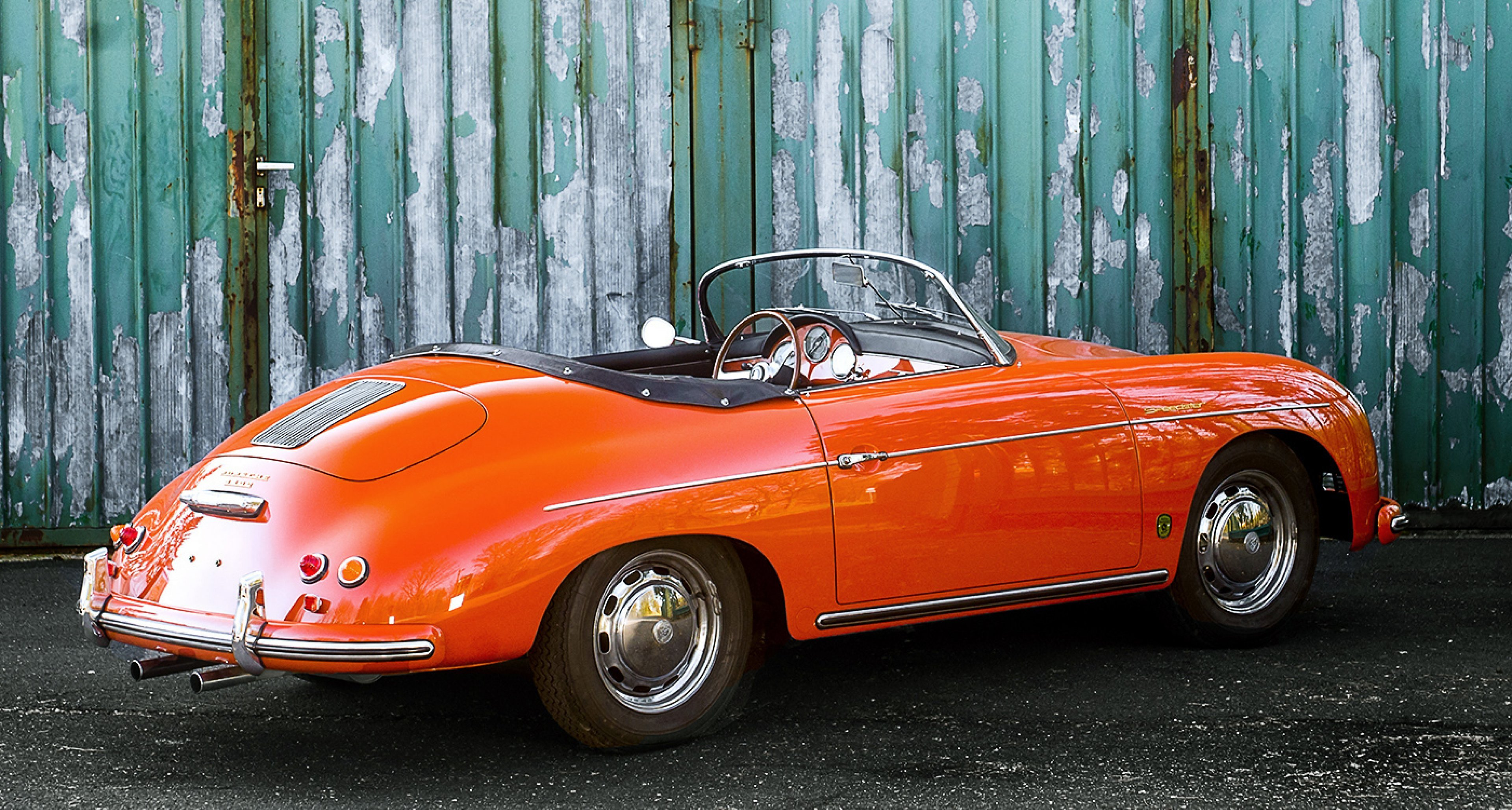 This Porsche 356 Speedster Has A Certain Something Classic Driver Magazine