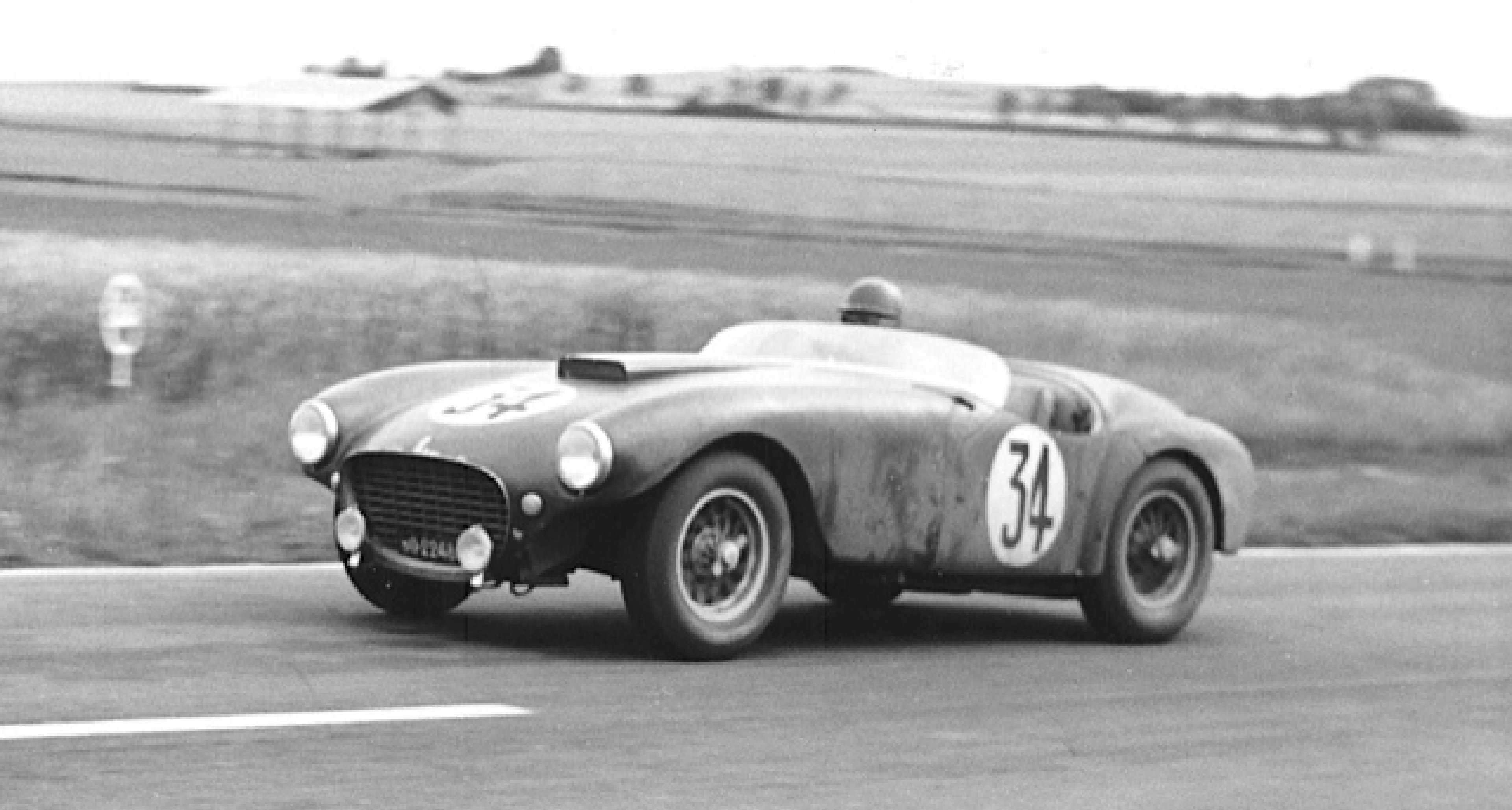 Reims 12 Hours, 3 July 1954